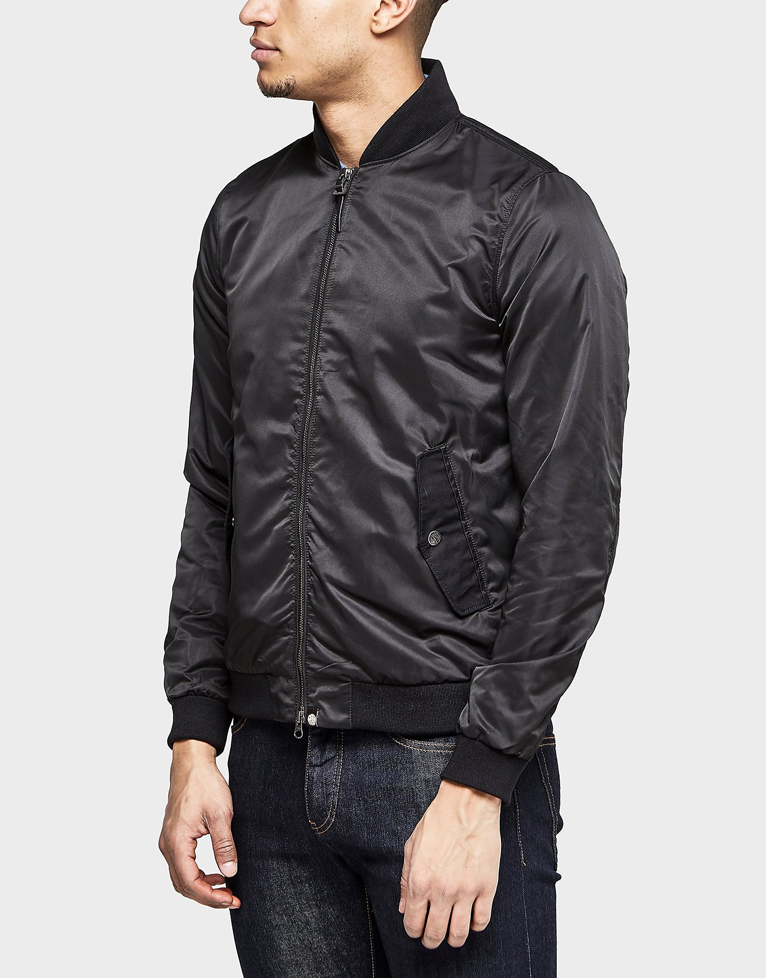 Pretty Green Carrgate Bomber Jacket