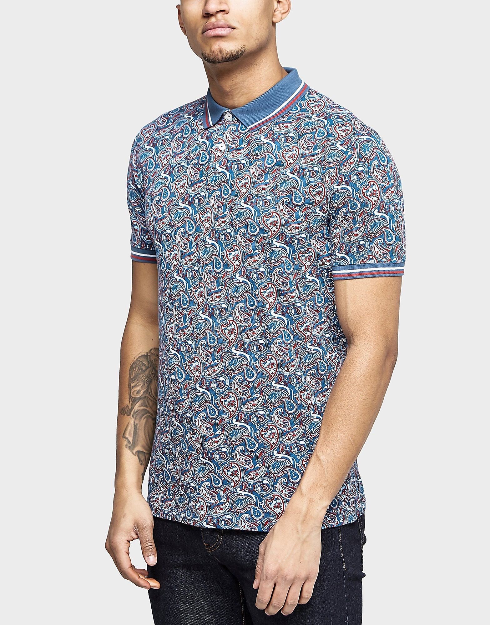 Pretty Green Camley Polo Shirt