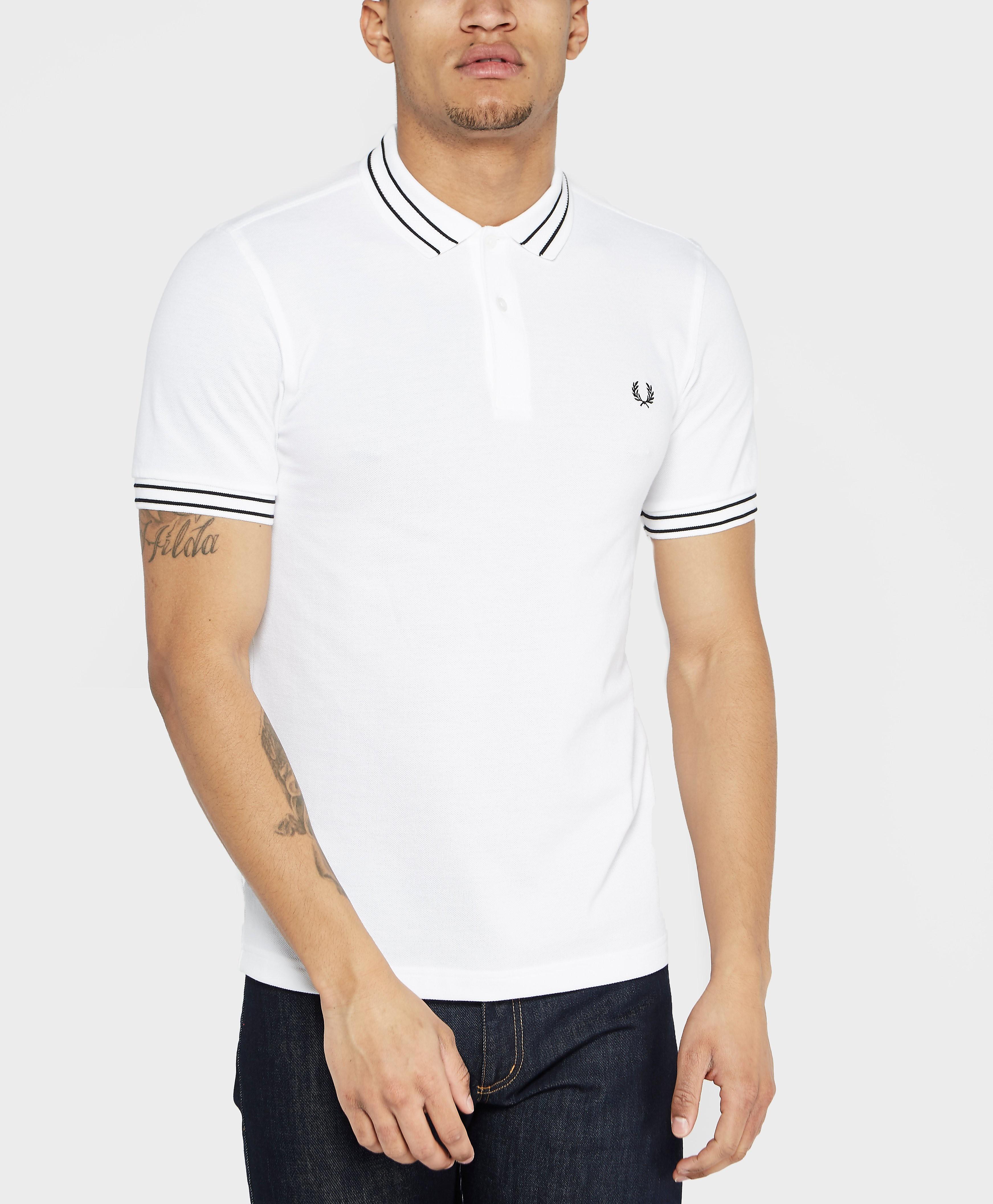 Fred Perry Tramline Polo Shirt