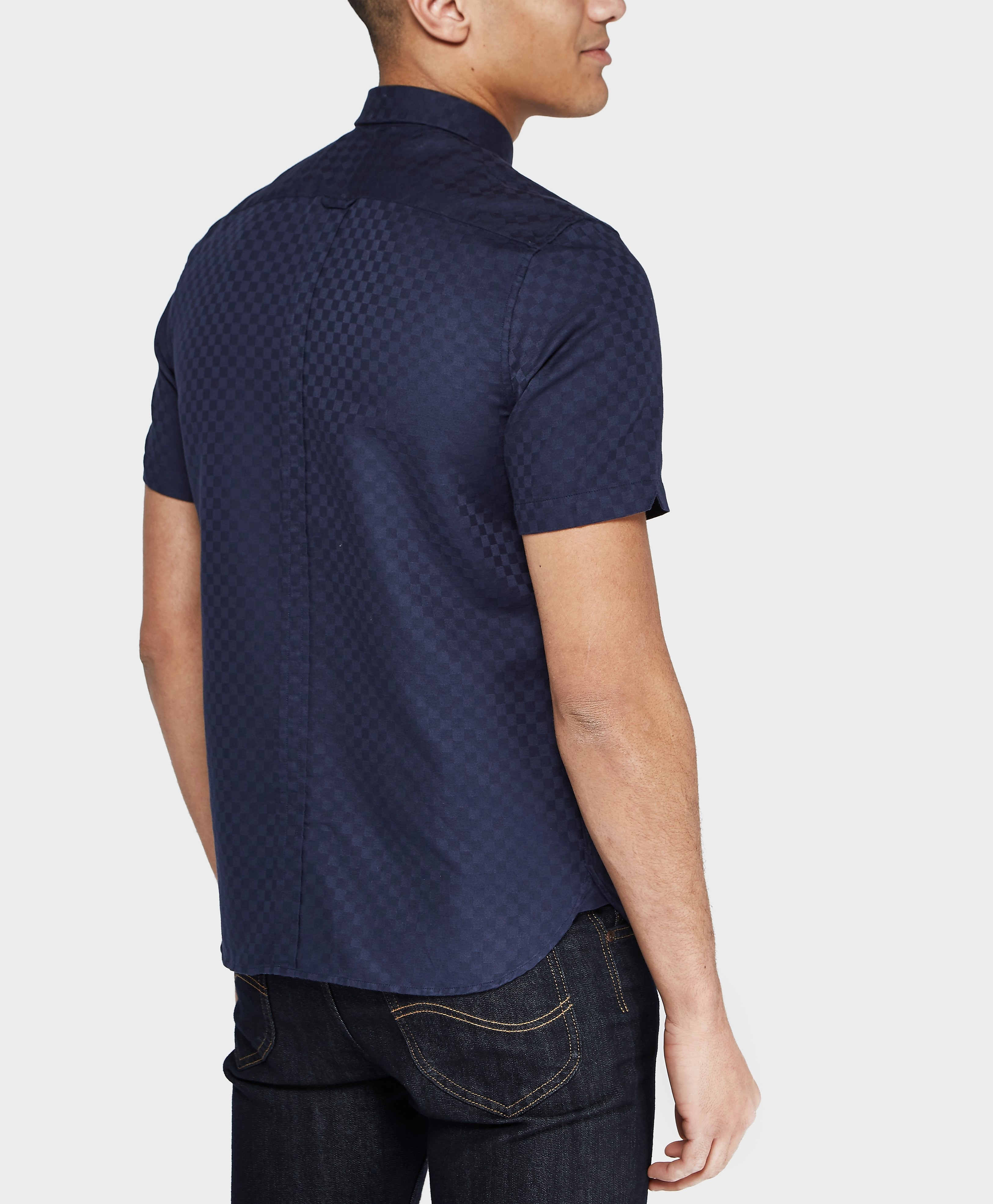 Fred Perry Chequered Shirt