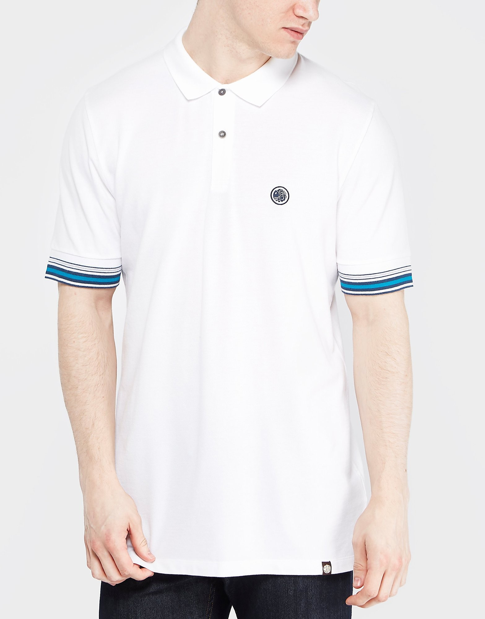 Pretty Green Tedburn Short Sleeve Polo Shirt