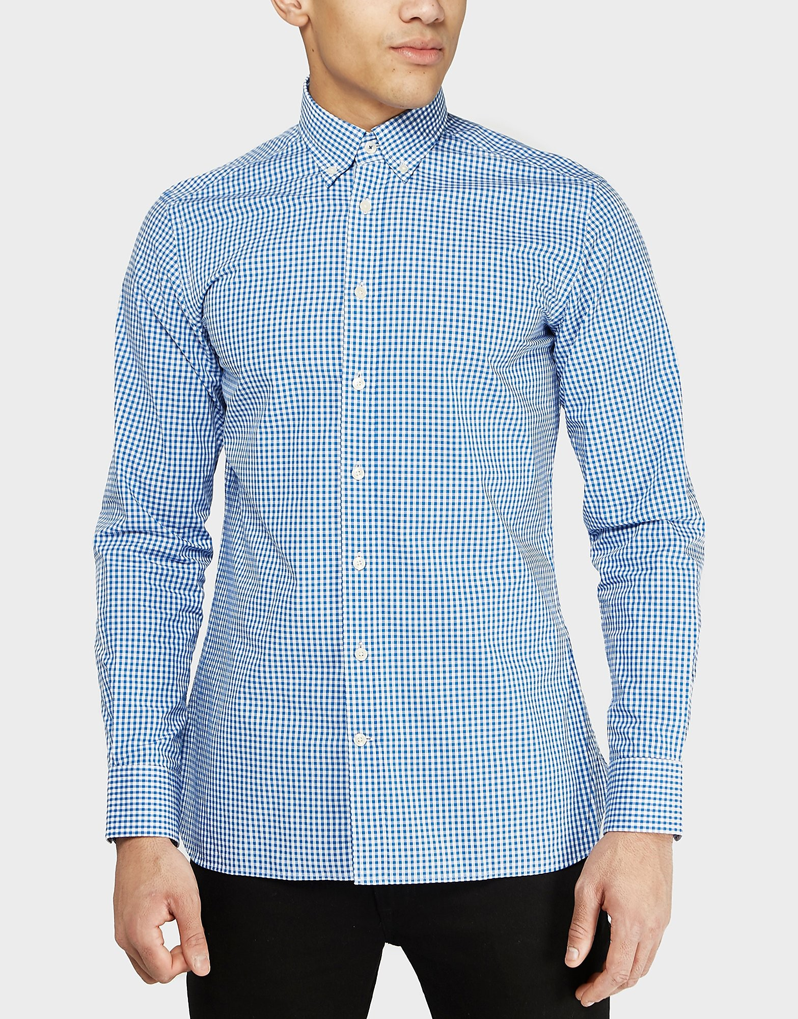 HACKETT Gingham Shirt