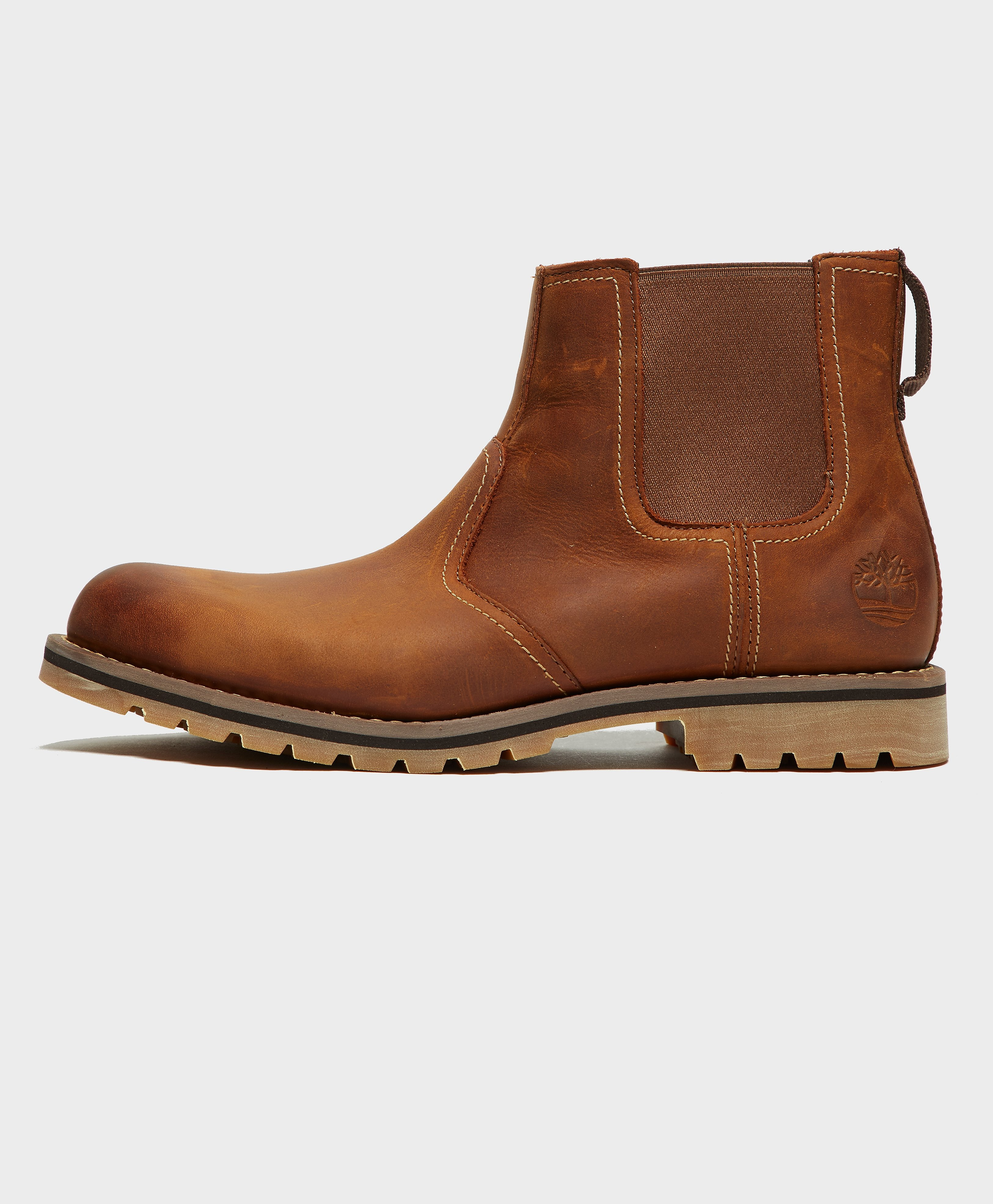 Timberland Larchmont Chelsea Boot  Brown Brown