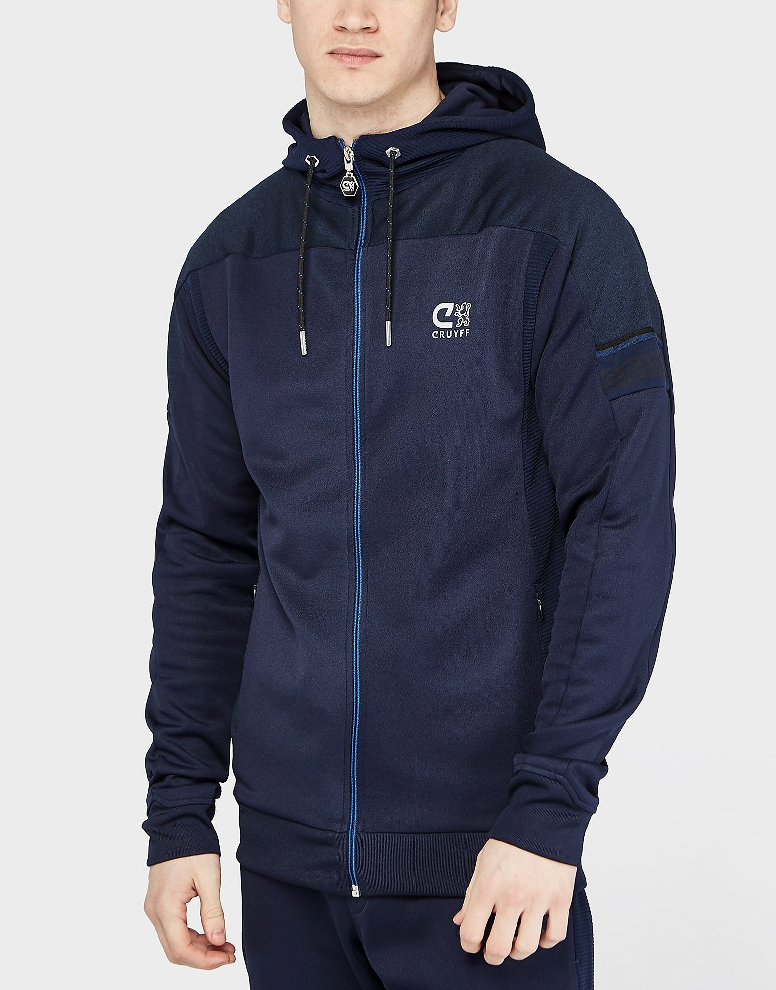 Cruyff Lawson Hooded Jacket