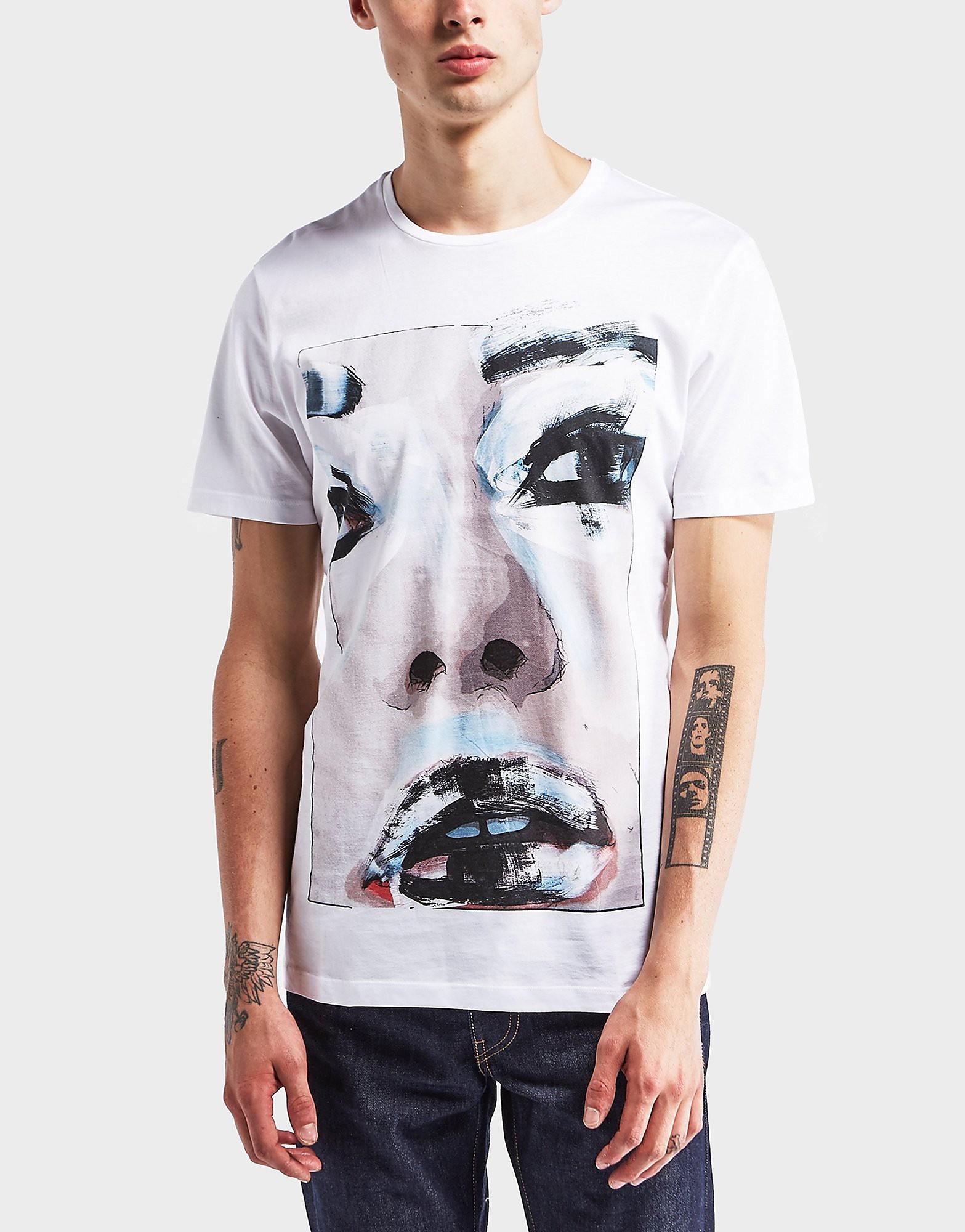 Antony Morato Portrait Short Sleeve T-Shirt