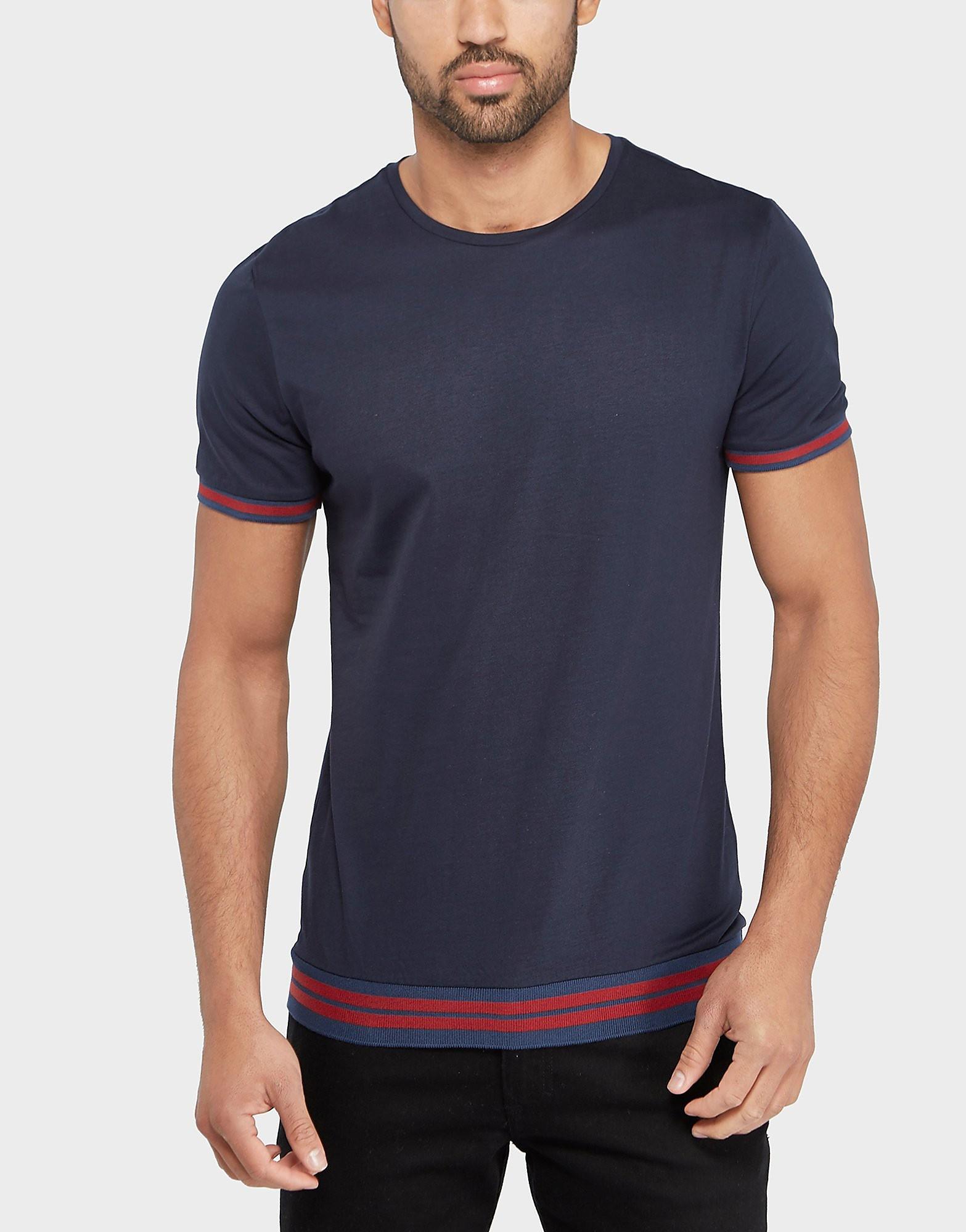 Antony Morato Tipped Short Sleeve T-Shirt