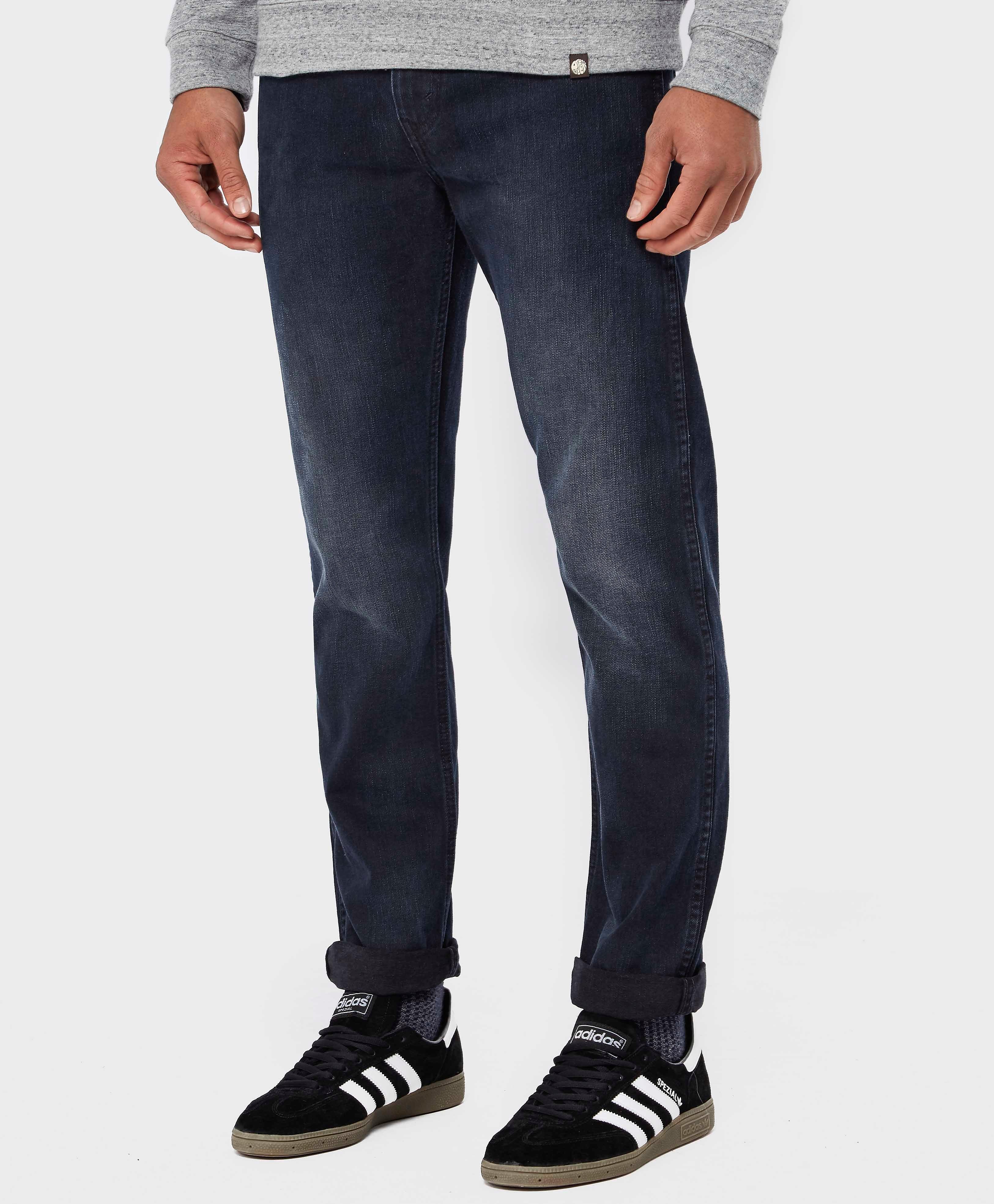 Levis 522 Taper Jeans
