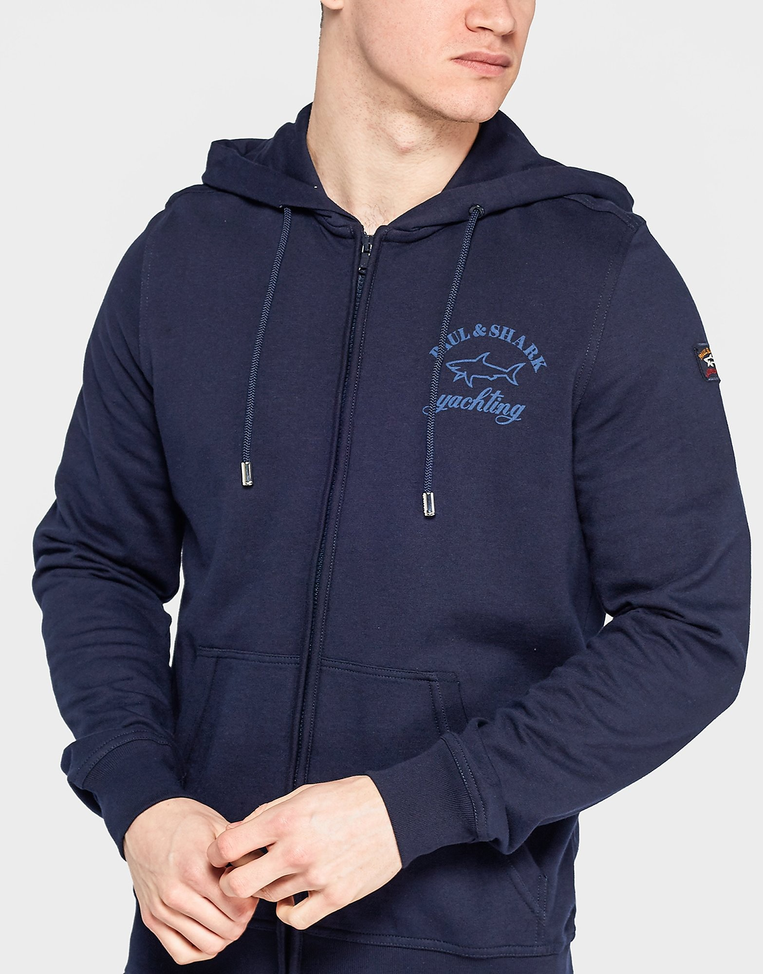 Paul and Shark Full Zip Hoody