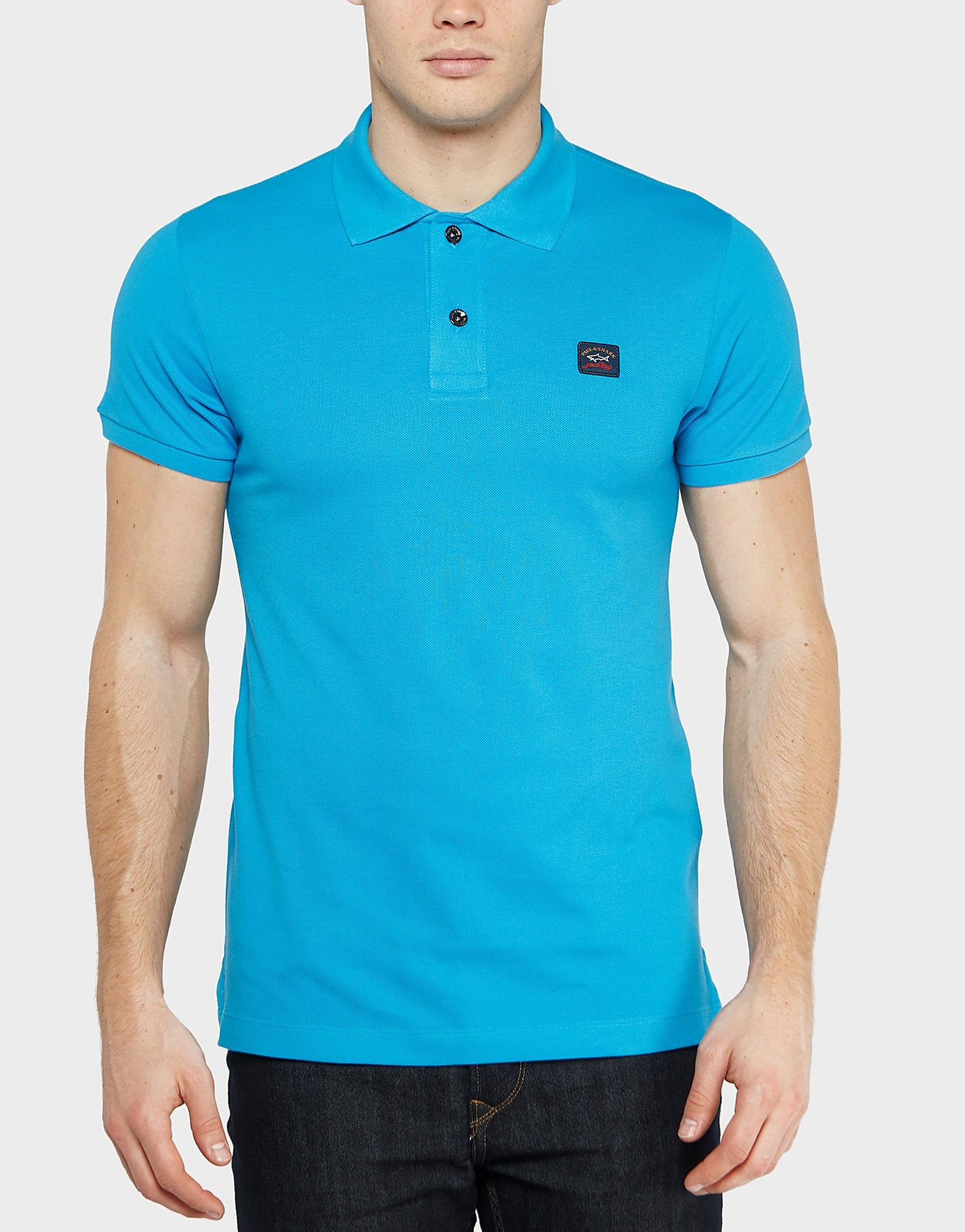 Paul and Shark Basic Polo Shirt