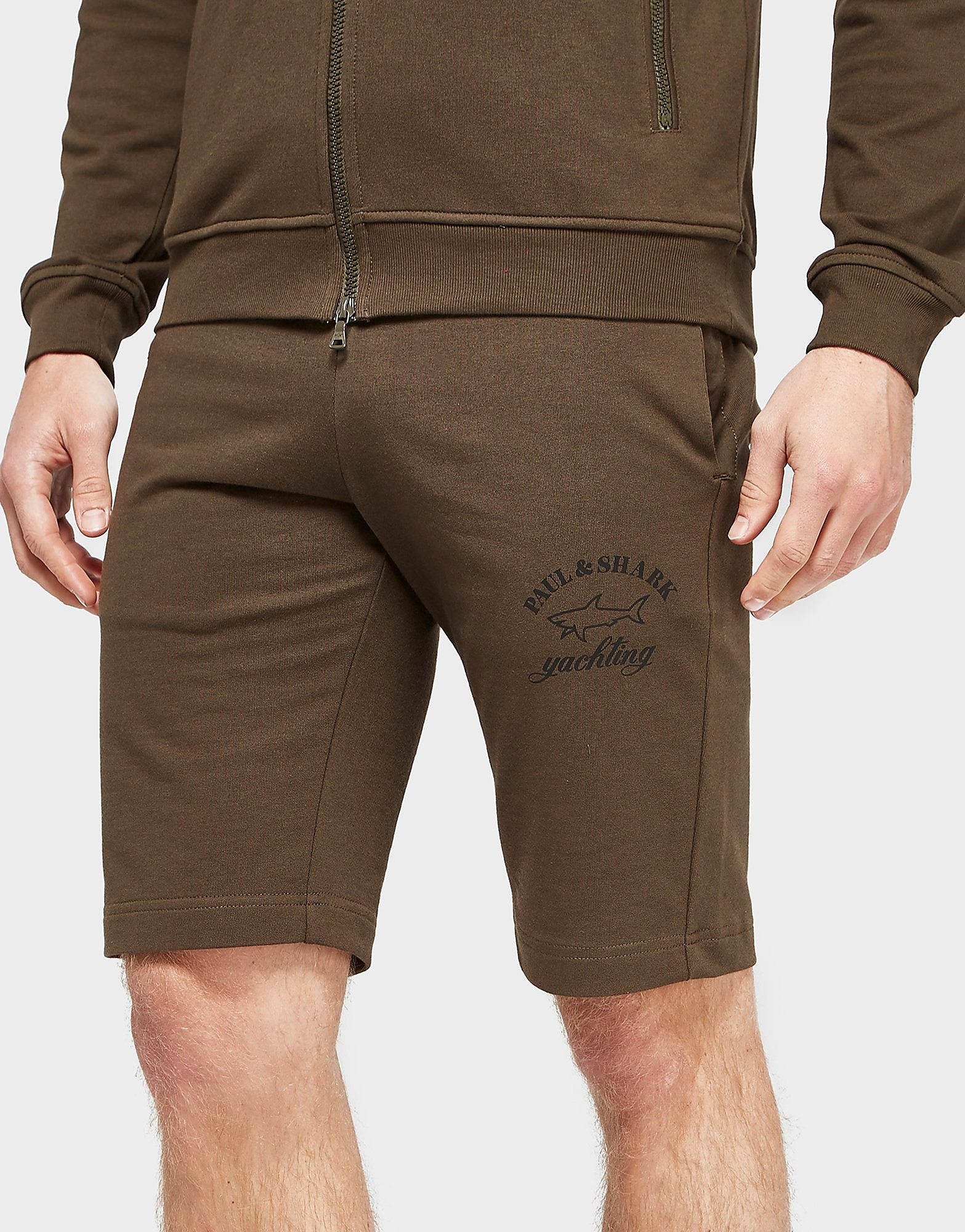 Paul and Shark Fleece Shorts - Exclusive