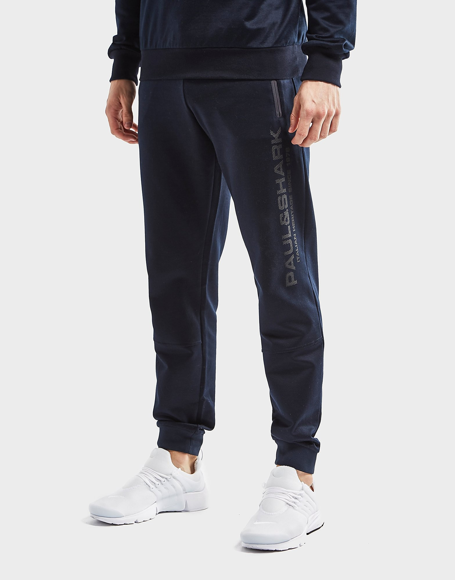 Paul and Shark Logo Track Pants