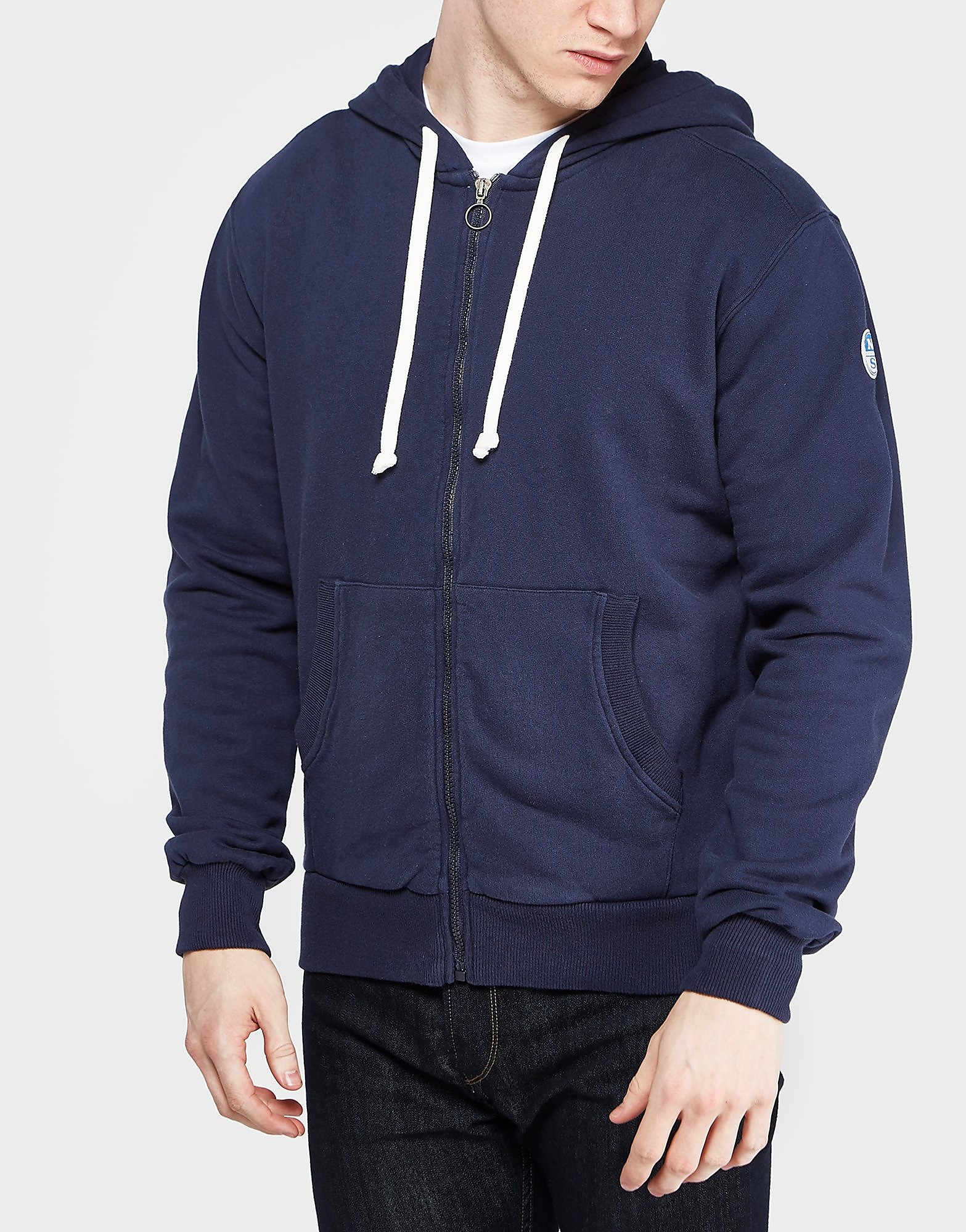 NORTH SAILS Full Zip Fleece Hoody