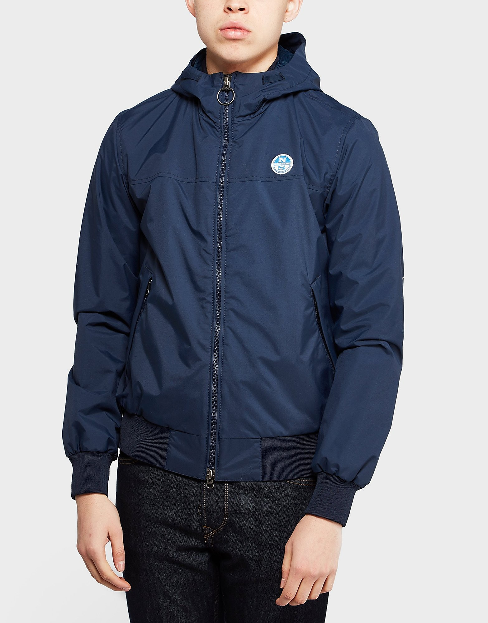 NORTH SAILS Dennis Hooded Lightweight Jacket