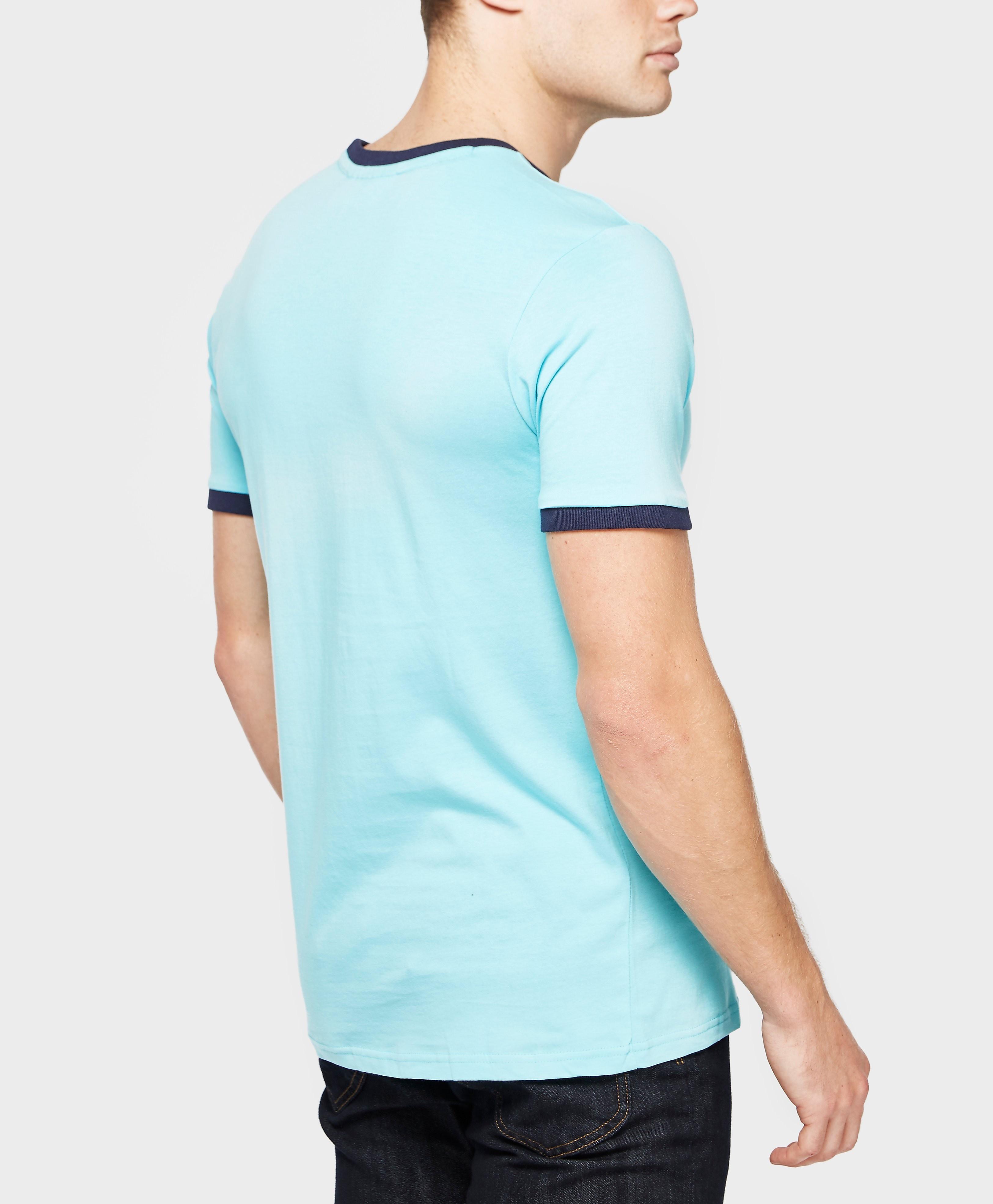Fila Macaroni Ringer Short Sleeve T-Shirt