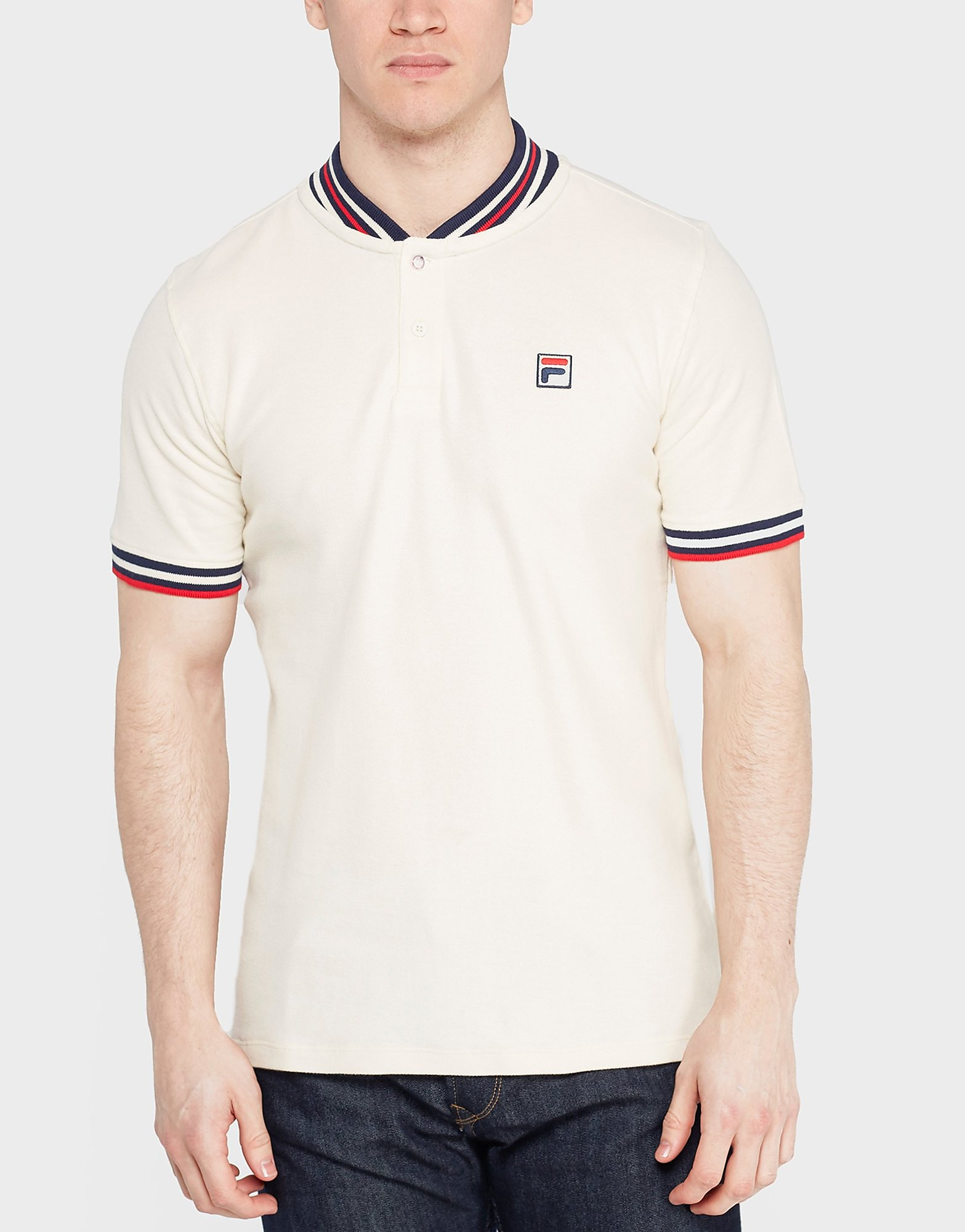 Fila Skipper Bomber Short Sleeve Polo Shirt