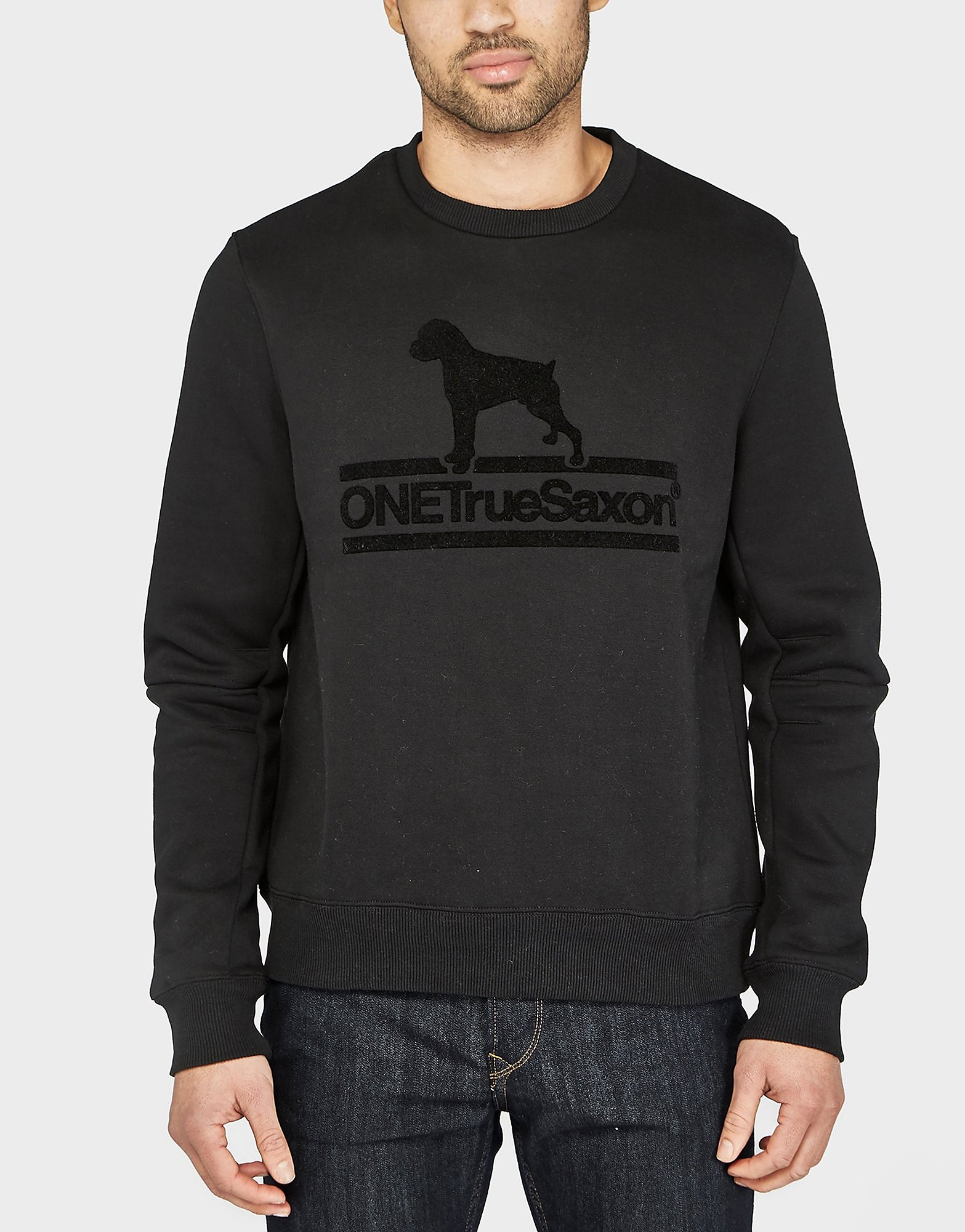 One True Saxon Envoy Crew Sweatshirt - Exclusive