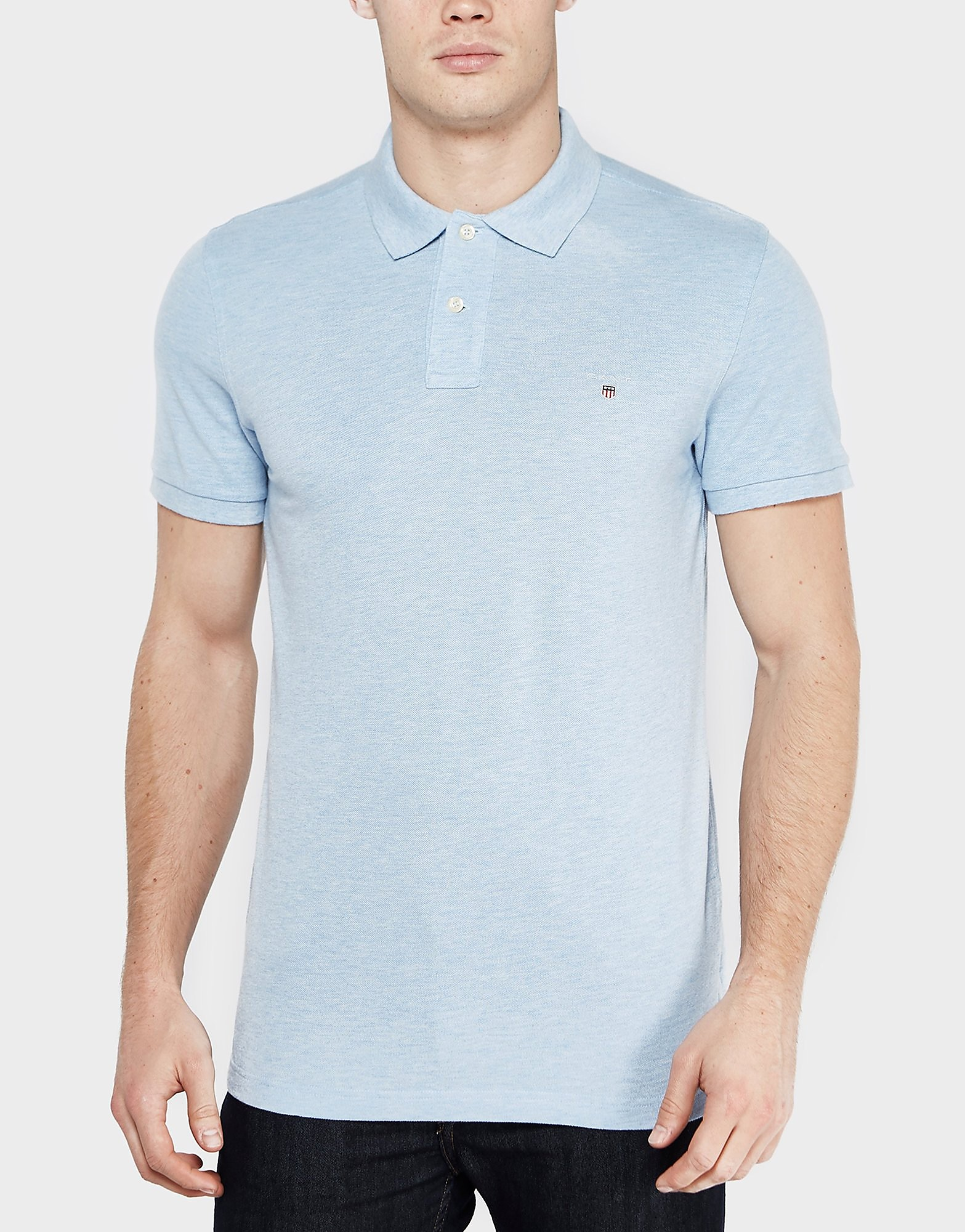 GANT Pique Rugger Polo Shirt