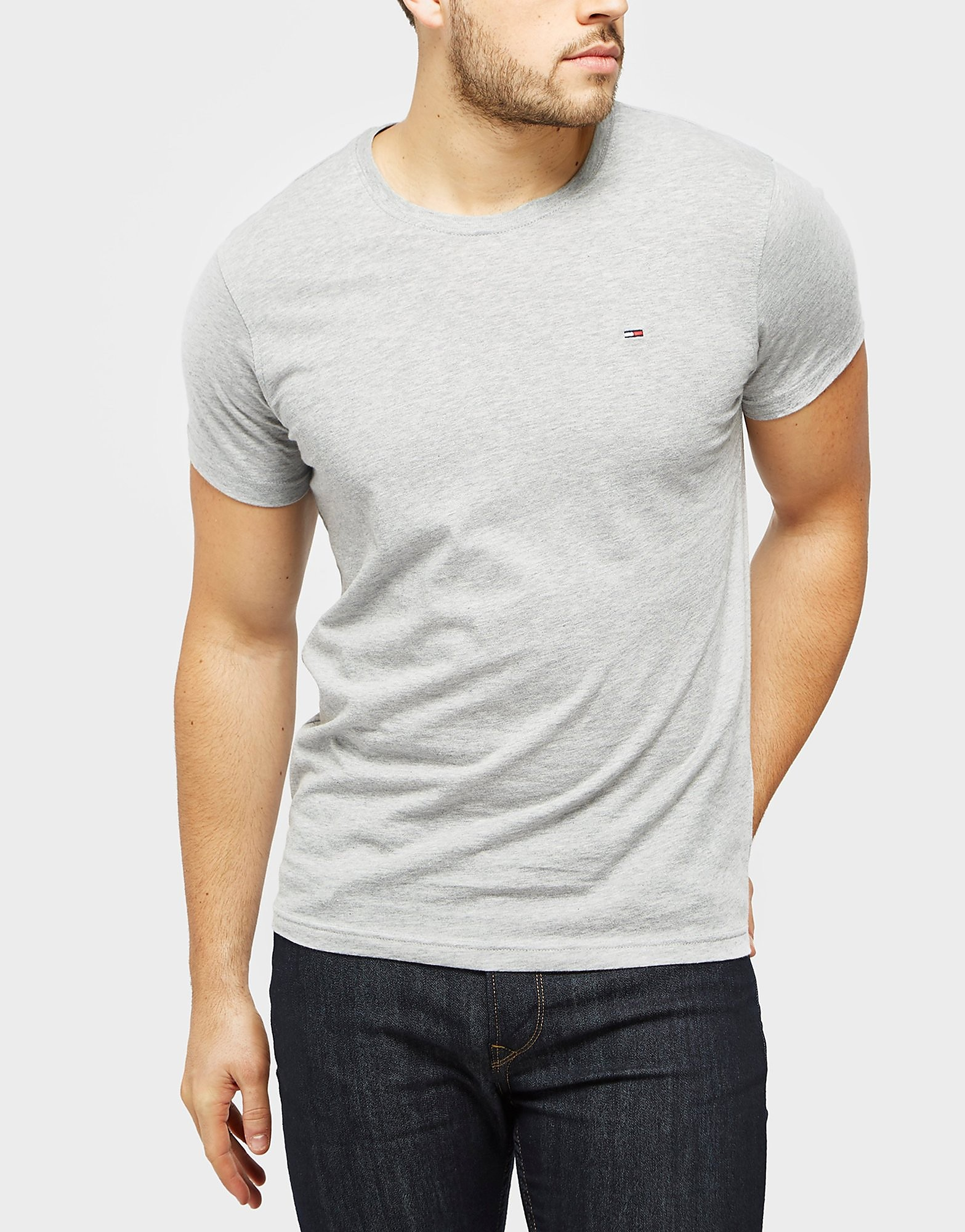 Tommy Hilfiger Flag Crew T-Shirt
