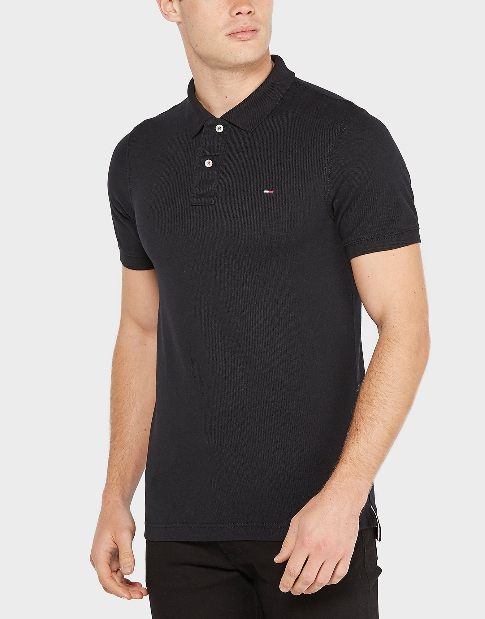 Tommy Hilfiger Flag Polo Shirt