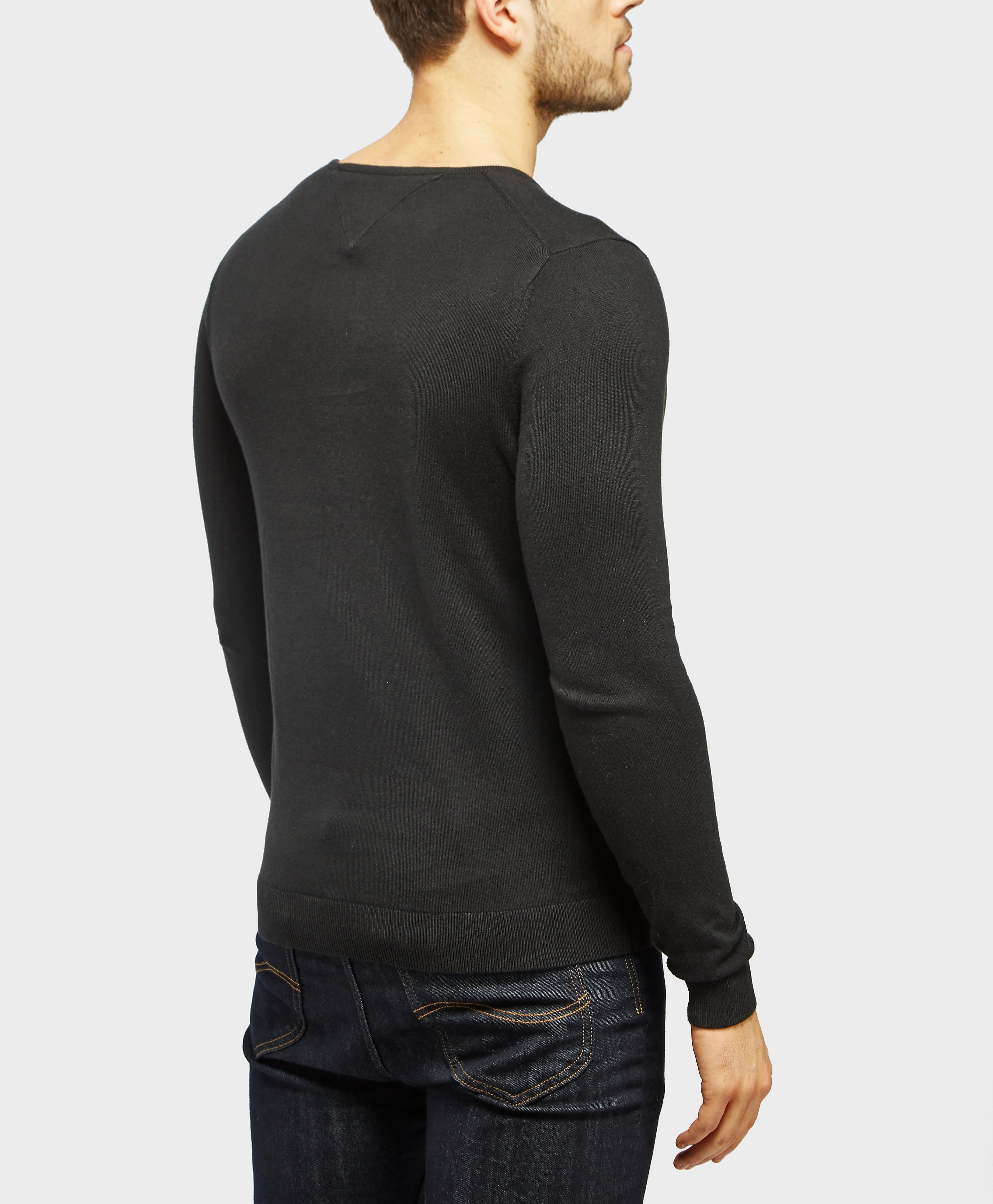 Tommy Hilfiger Long Sleeve Crew T-Shirt