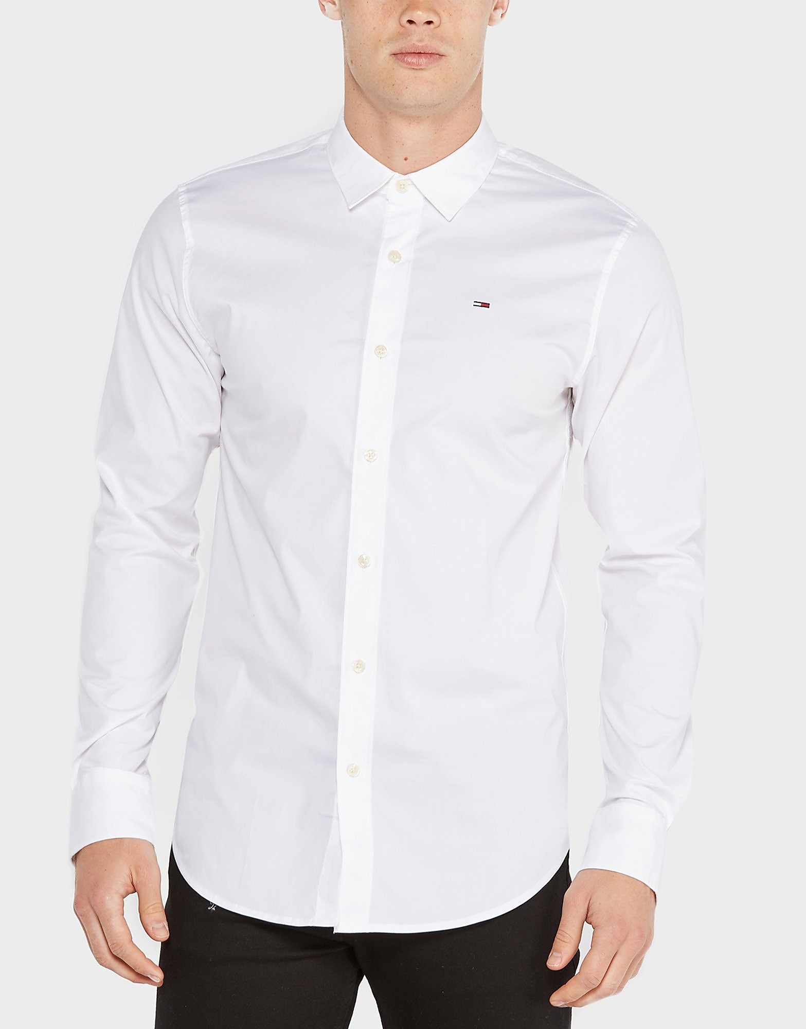 Tommy Hilfiger Stretch Long-Sleeve Shirt