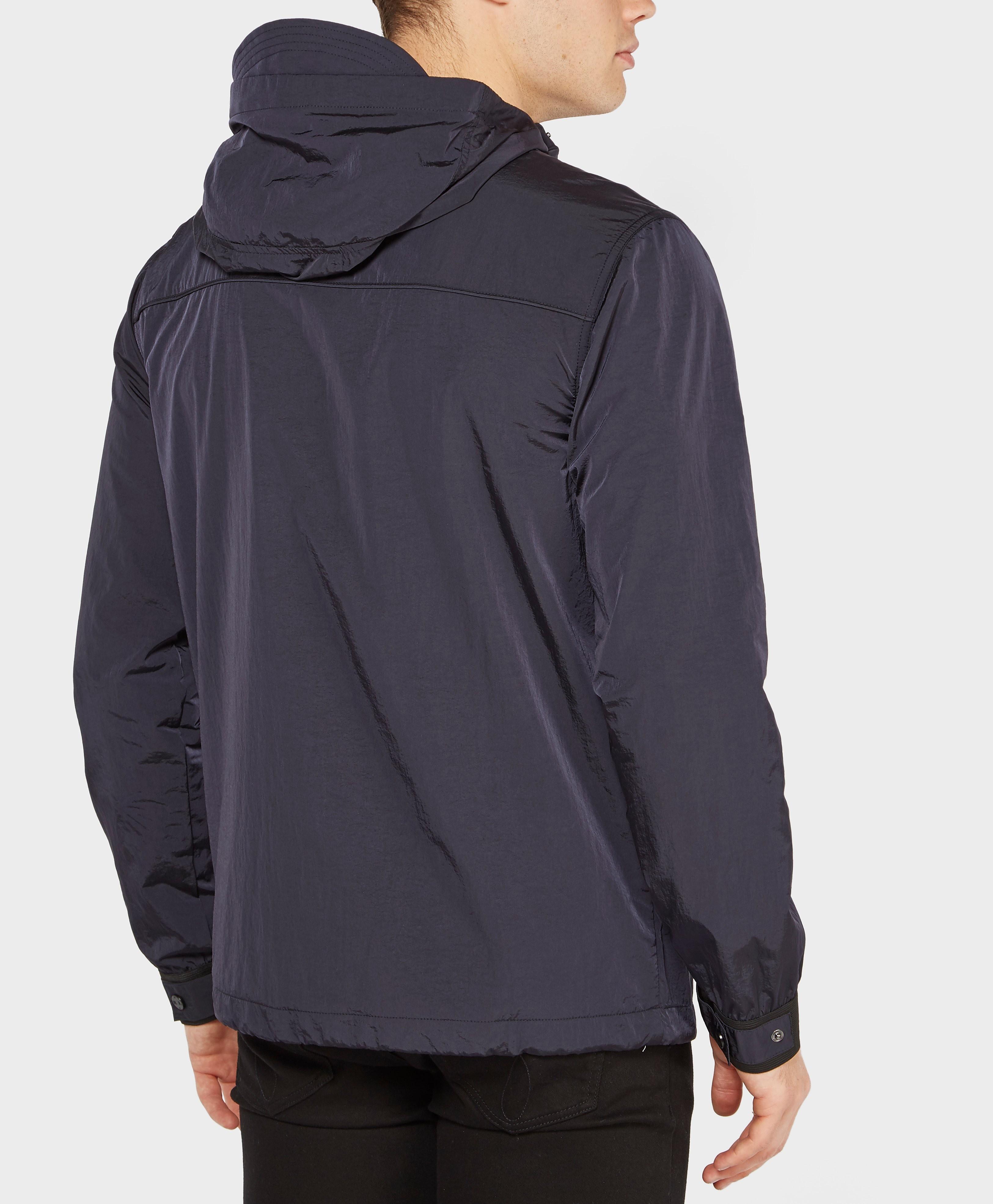 Marshall Artist Liquid Nylon Overhead Jacket