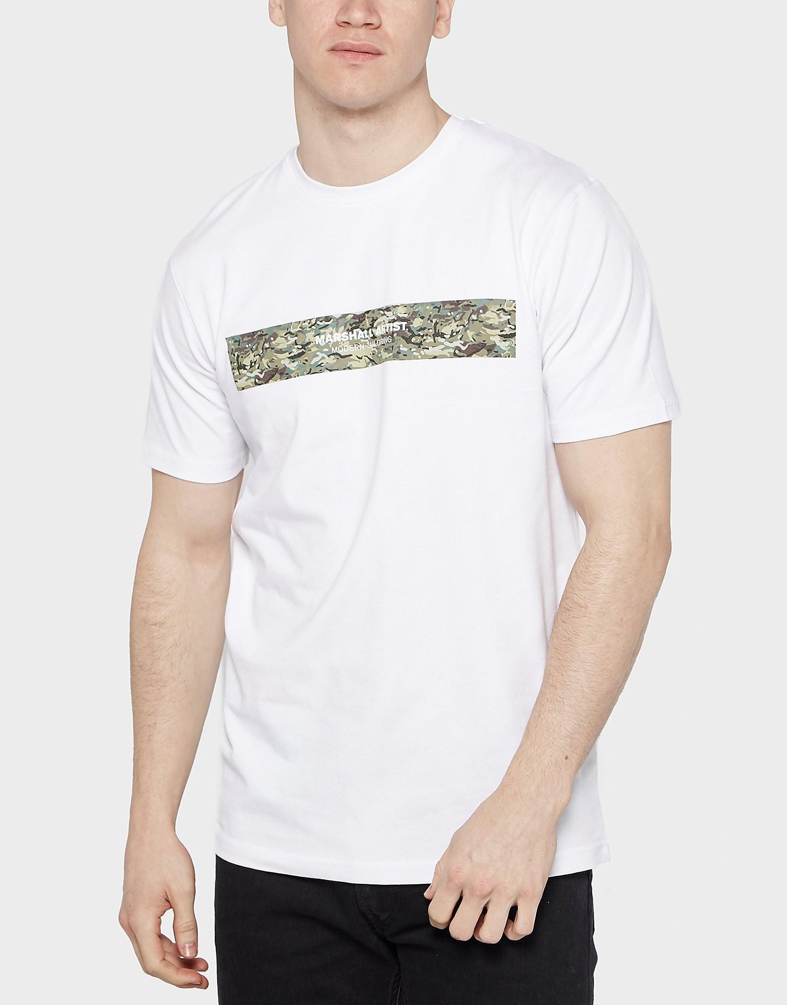 Marshall Artist Camo Logo T-Shirt