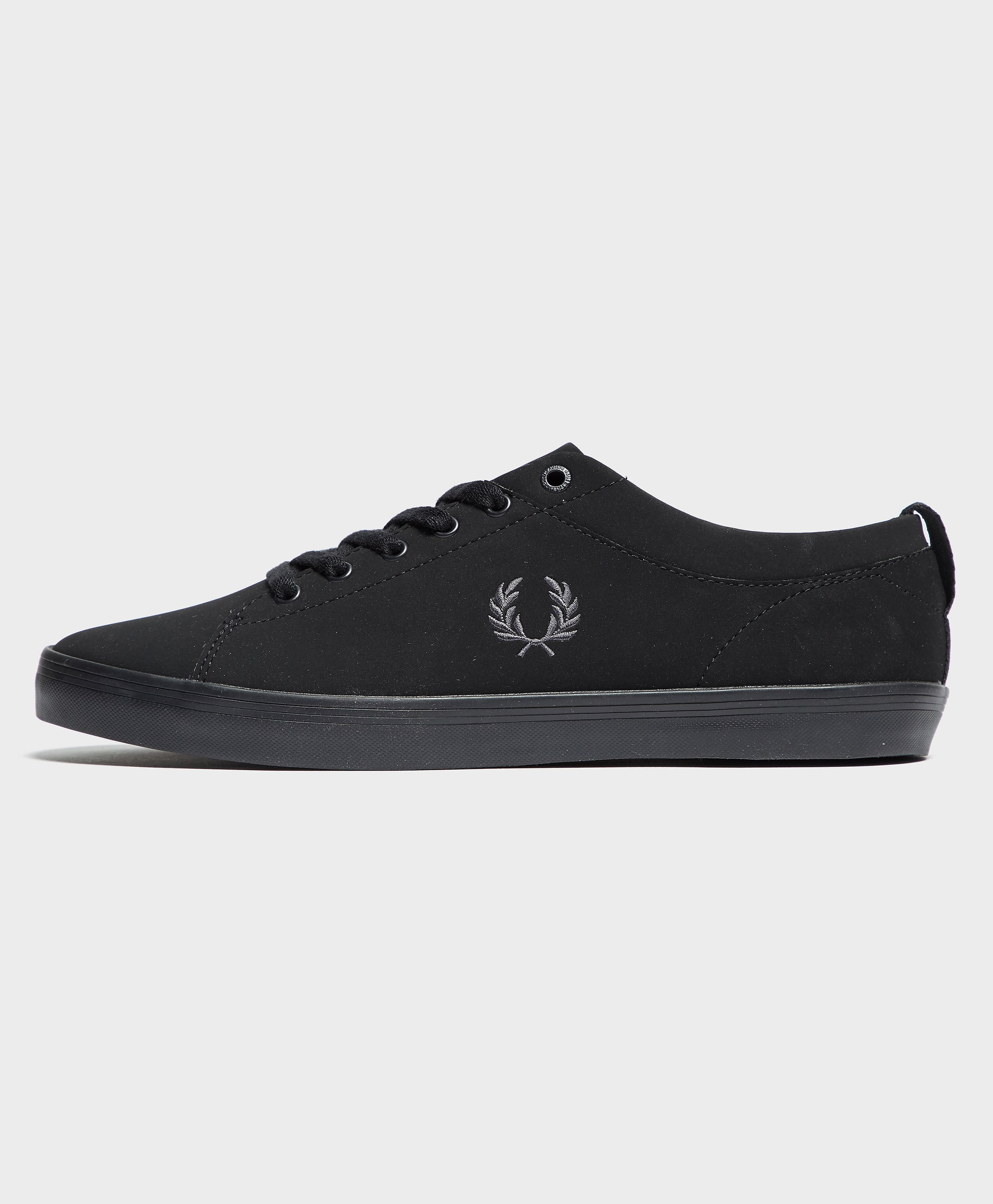 Fred Perry Hallam - Exclusive