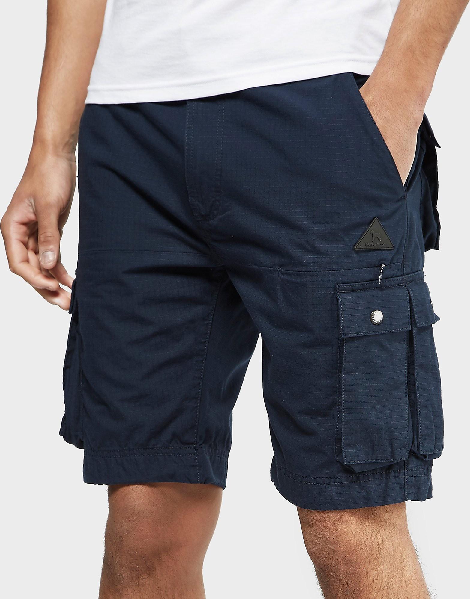 One True Saxon Elberton Cargo Shorts - Exclusive