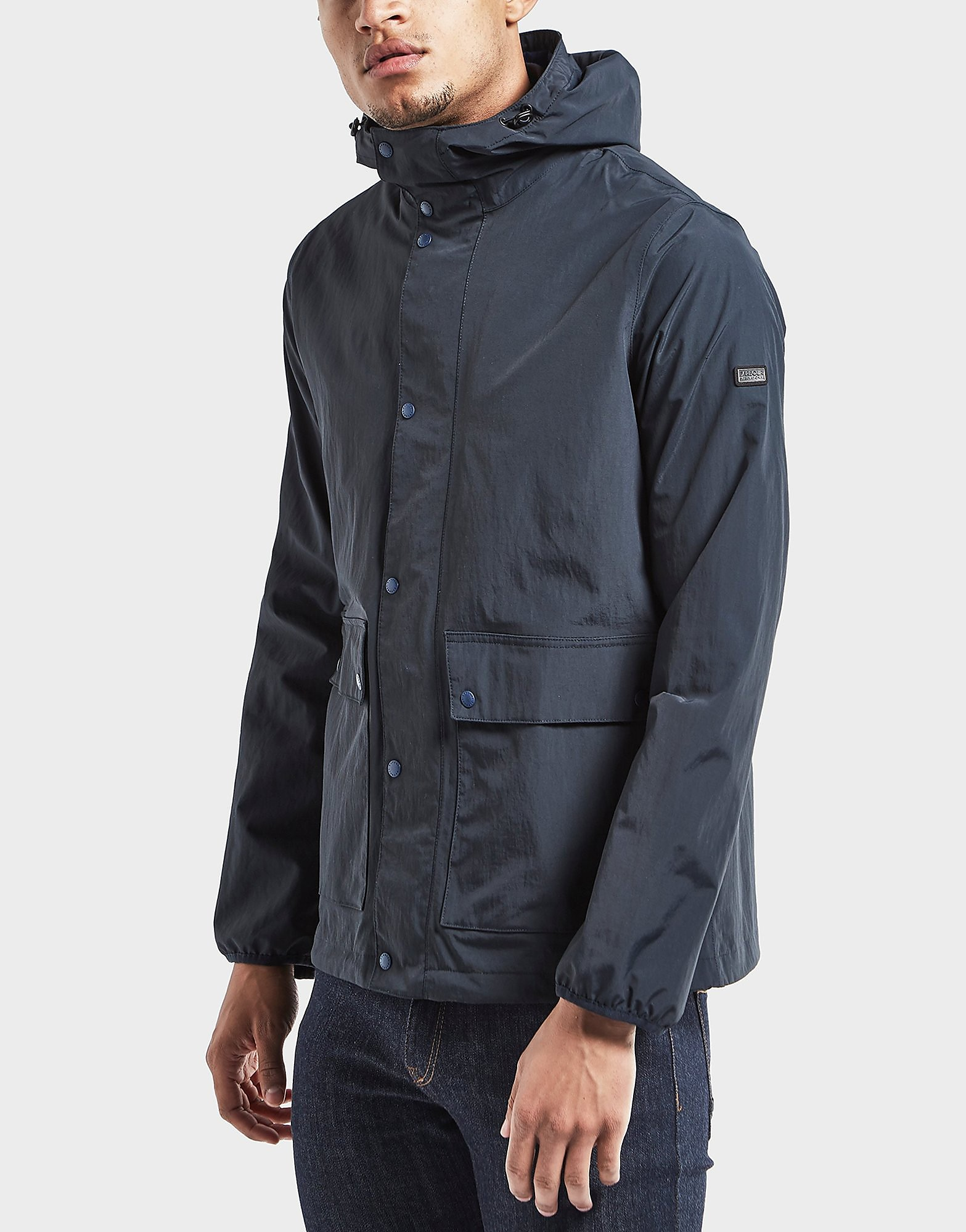 Barbour International Weir Waterproof Lightweight Jacket