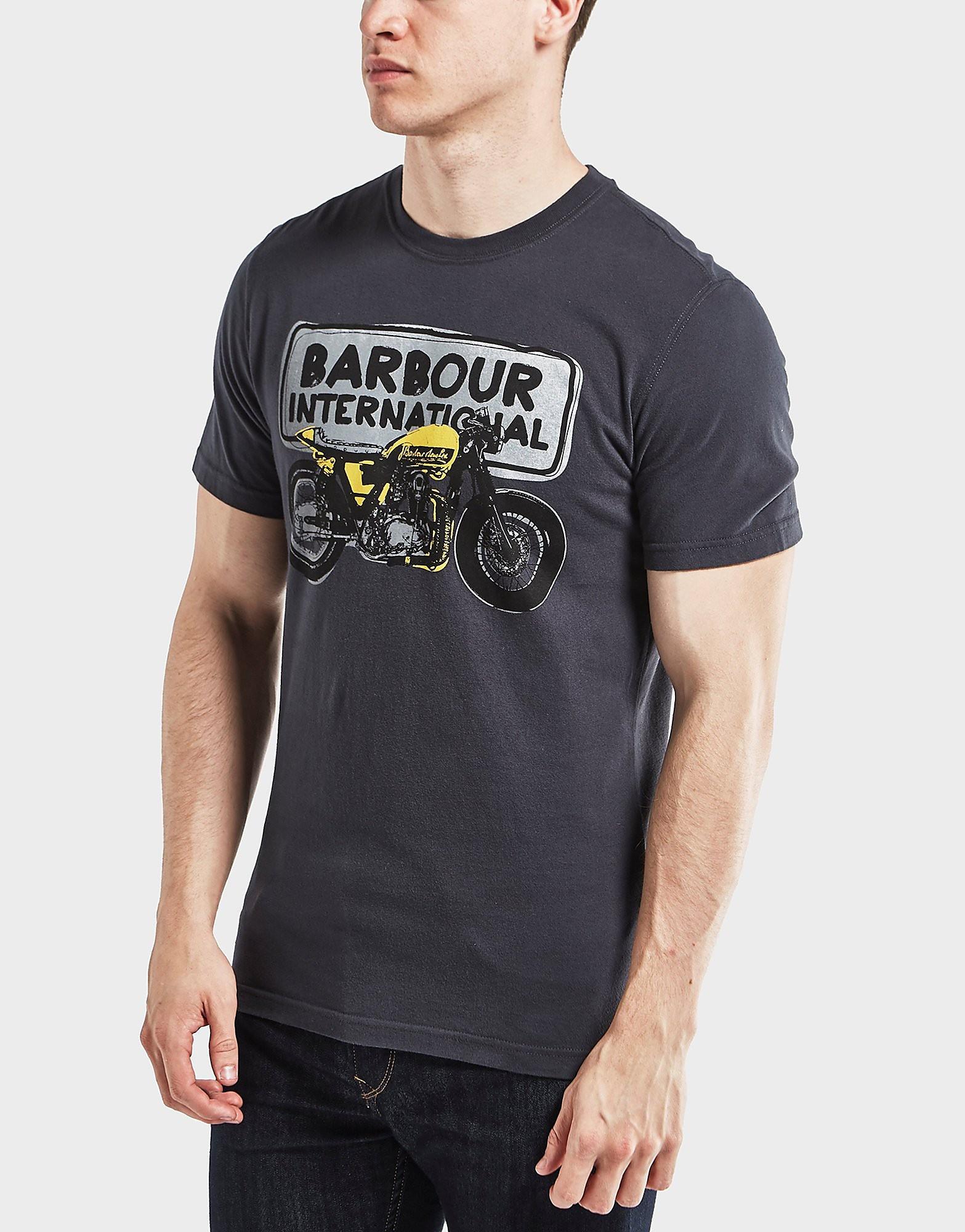 Barbour International Biker T-Shirt