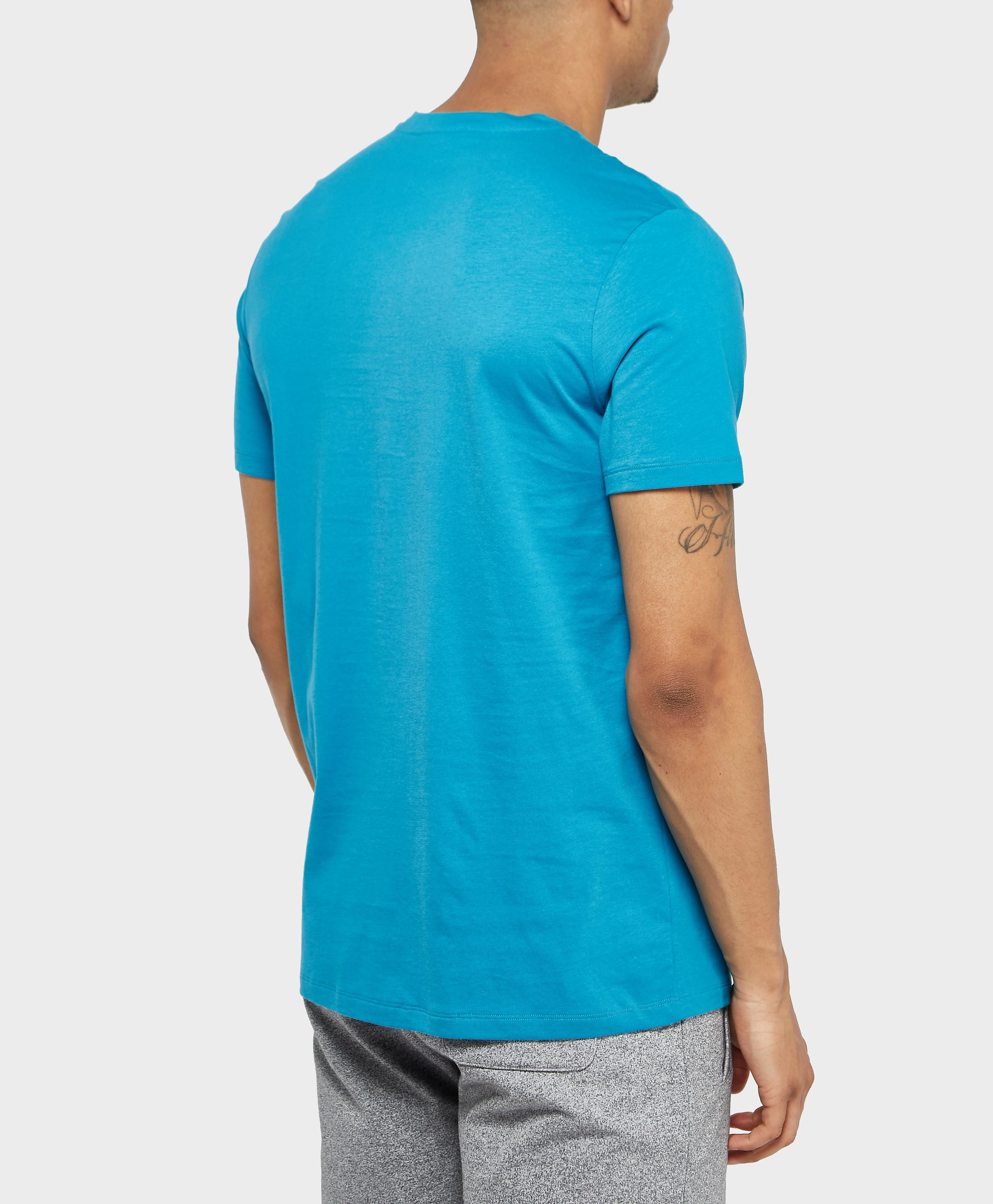 BOSS Tonal Crew Short Sleeve T-Shirt