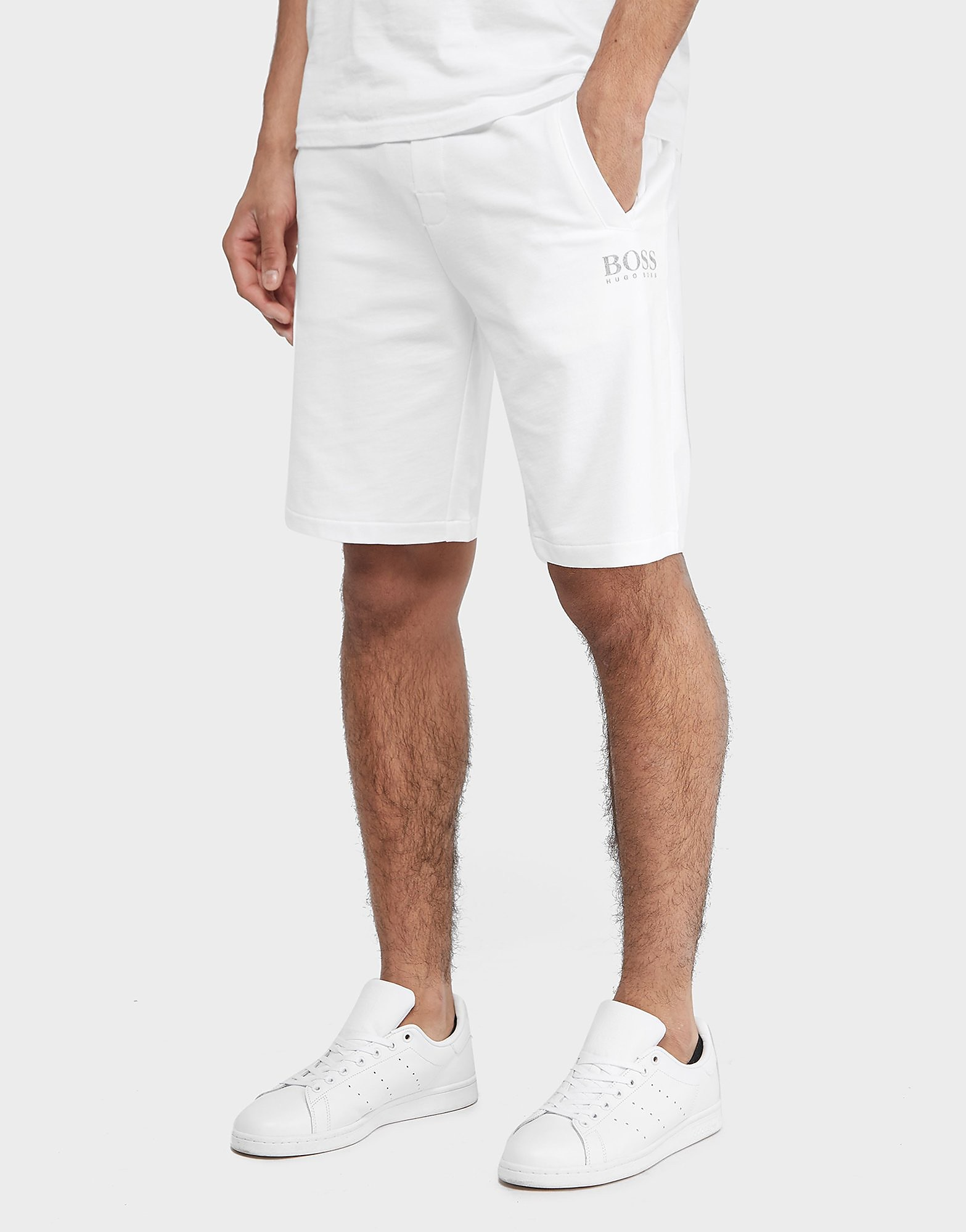 BOSS Heritage Fleece Shorts