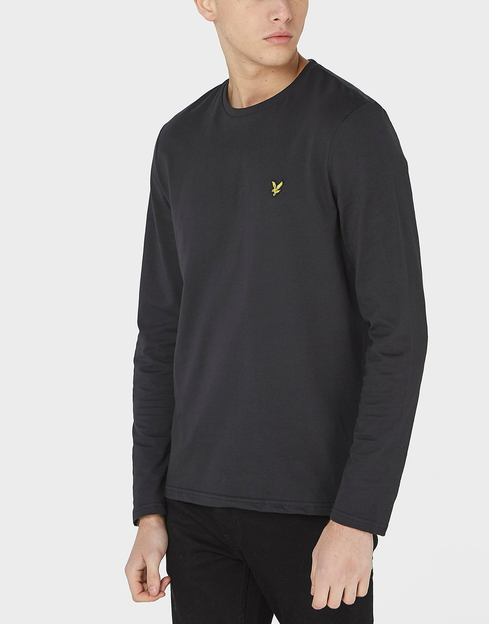 Lyle & Scott Classic Long Sleeve TShirt  Black Black