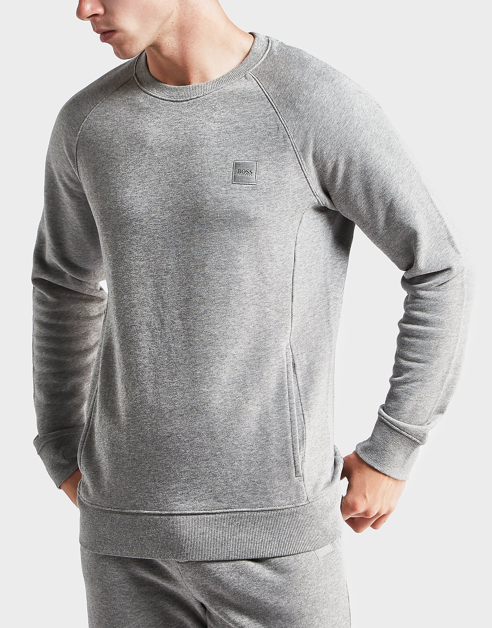 BOSS Orange Wheel Crew Sweatshirt