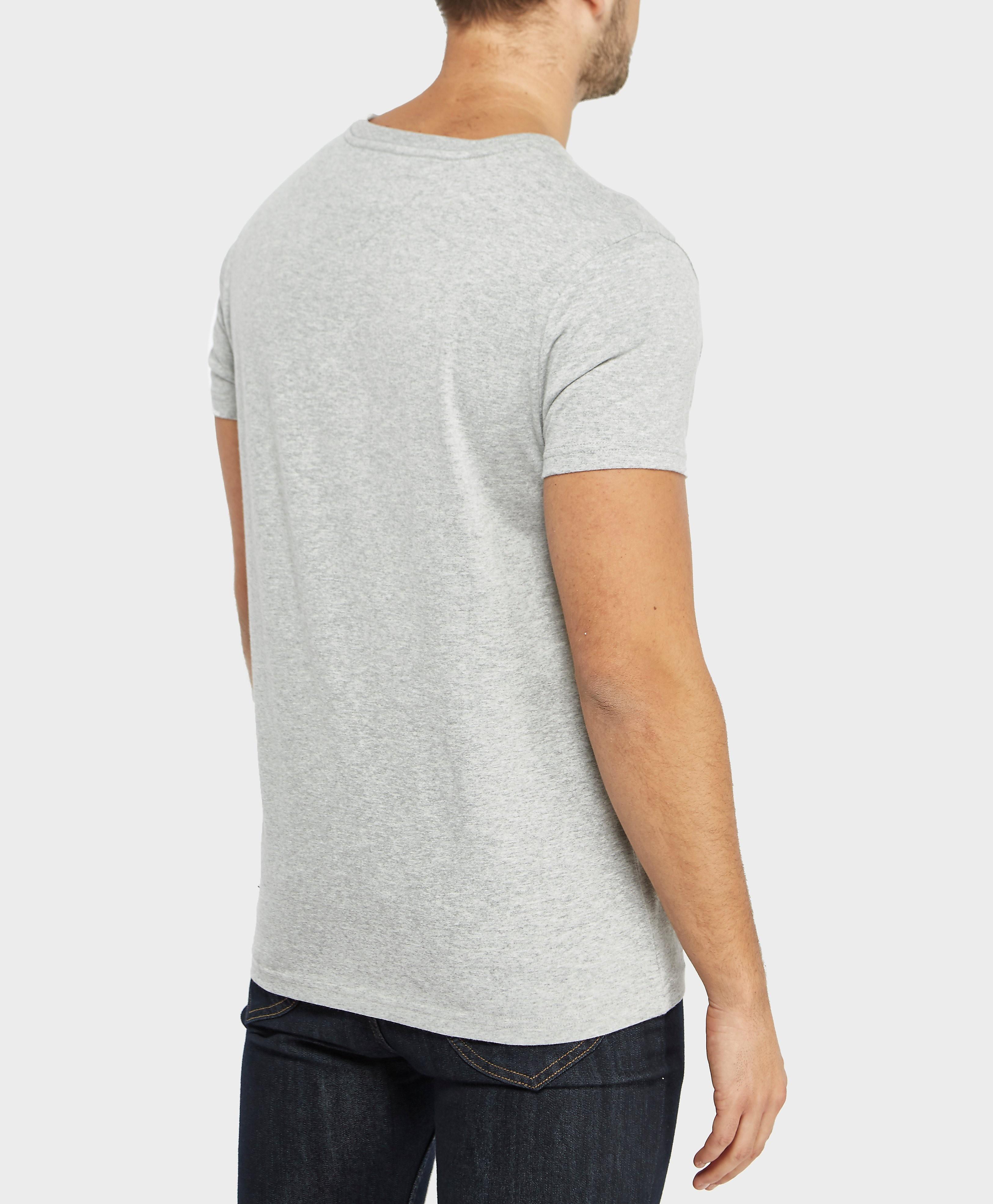 Tommy Hilfiger Panel Logo T-Shirt