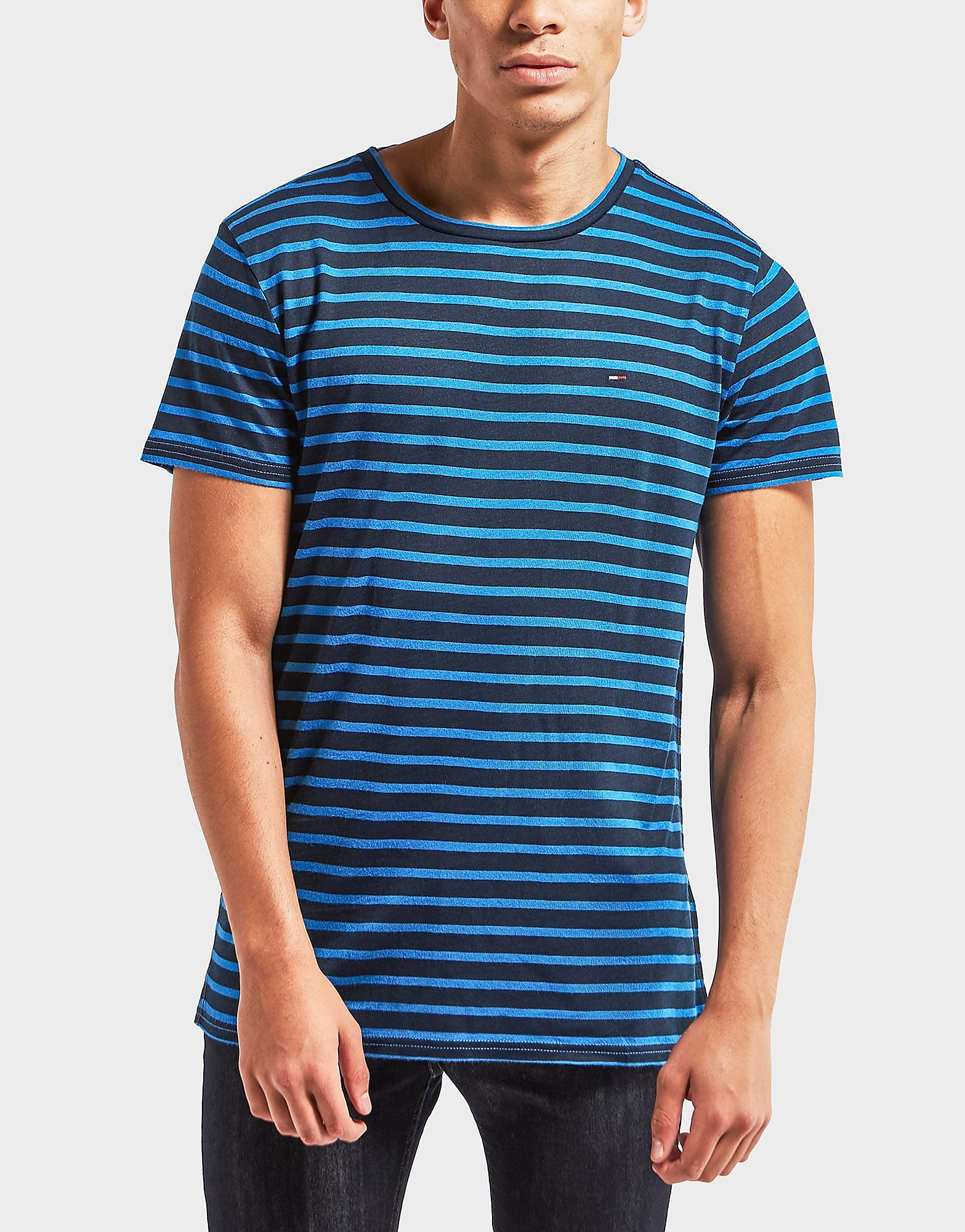Tommy Hilfiger Striped Short Sleeve T-Shirt