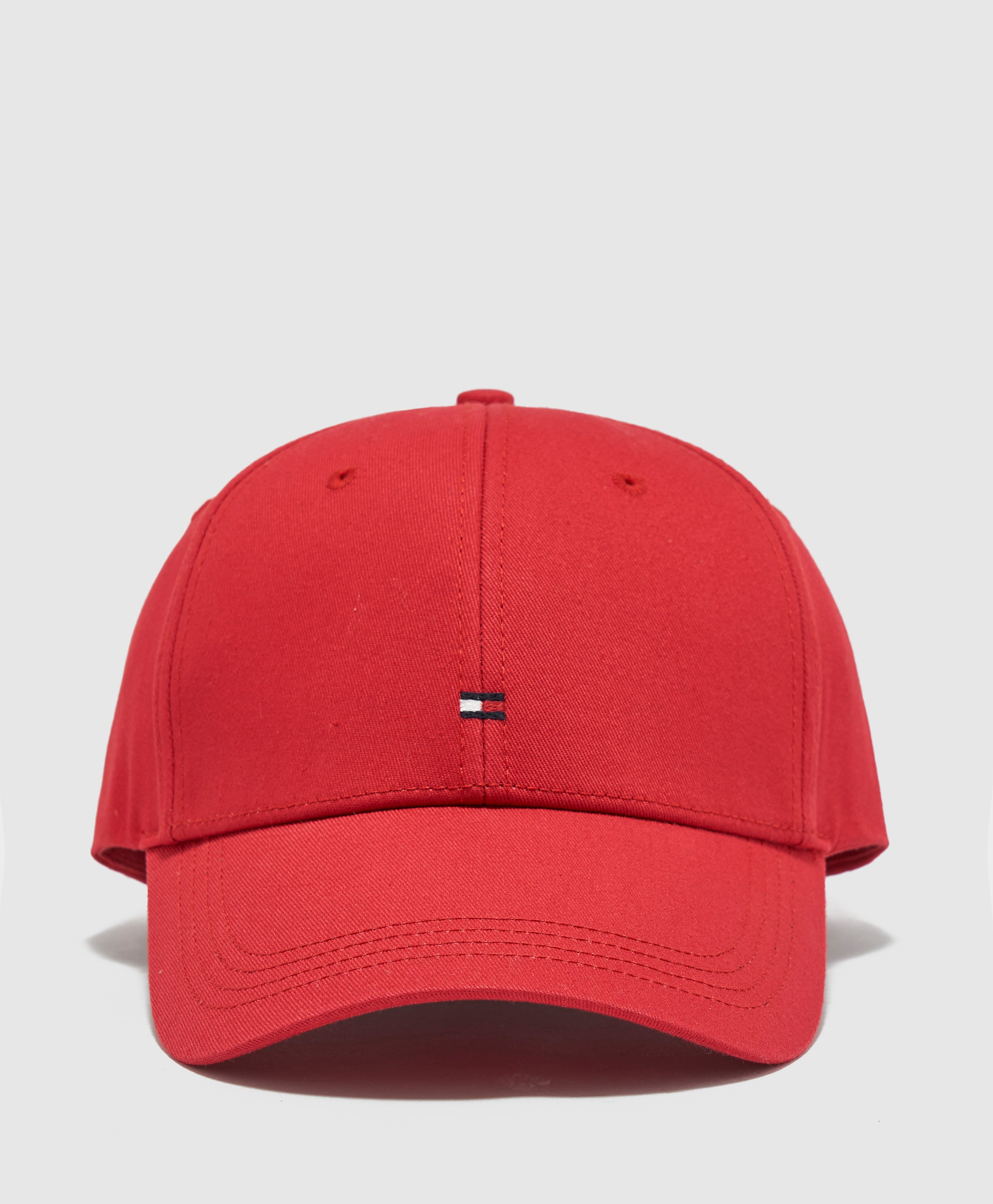 Tommy Hilfiger Classic Flag Cap  Red Red