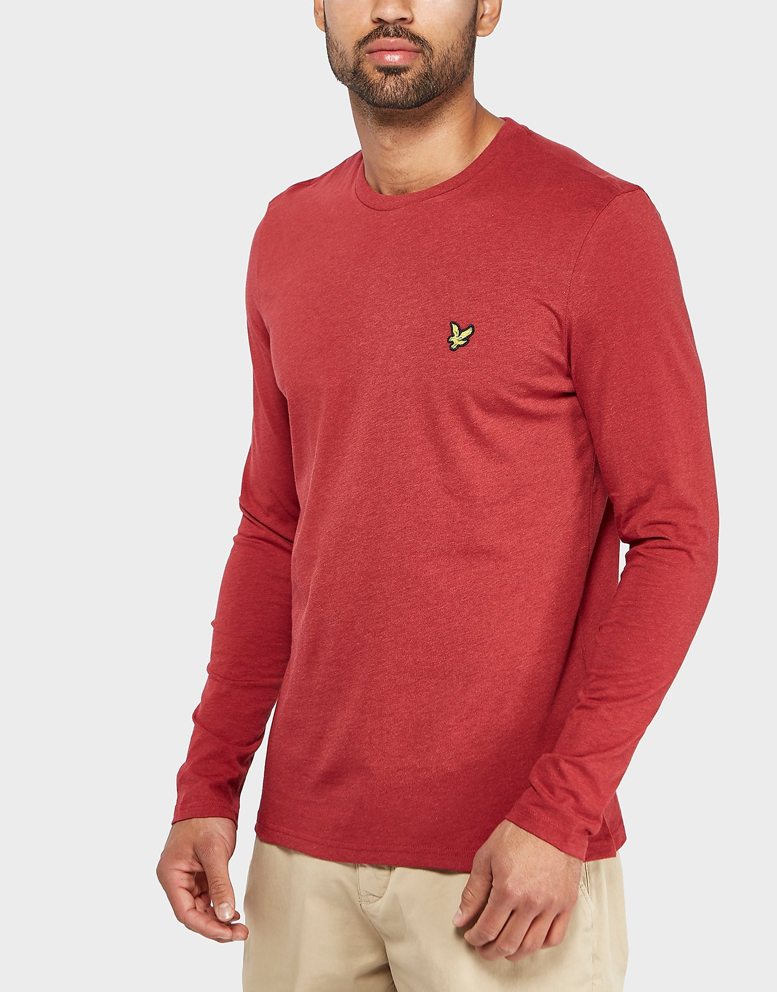 Lyle & Scott Basic Long Sleeve T-Shirt