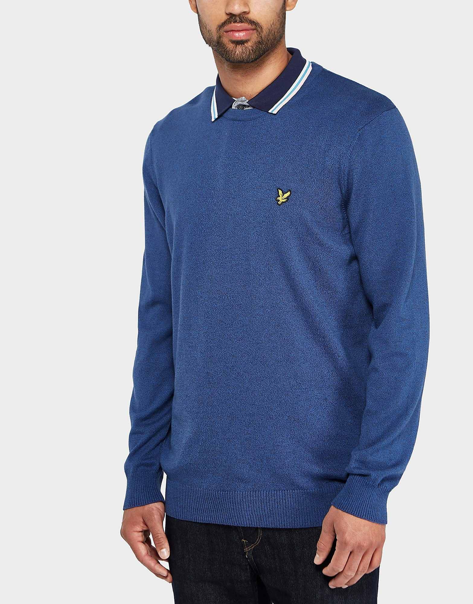 Lyle & Scott Basic Merino Knit