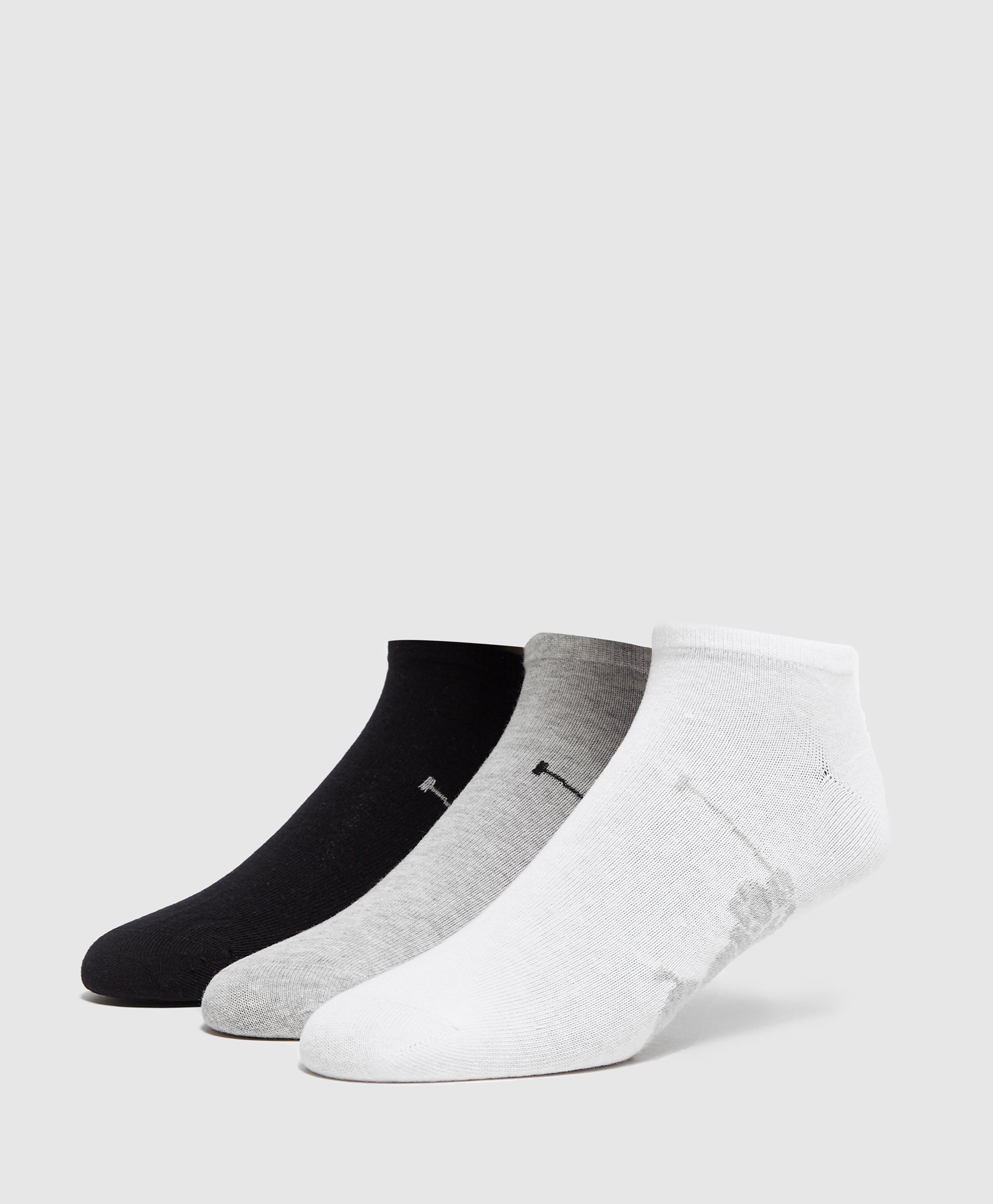 Polo Ralph Lauren 3-Pack Trainer Socks