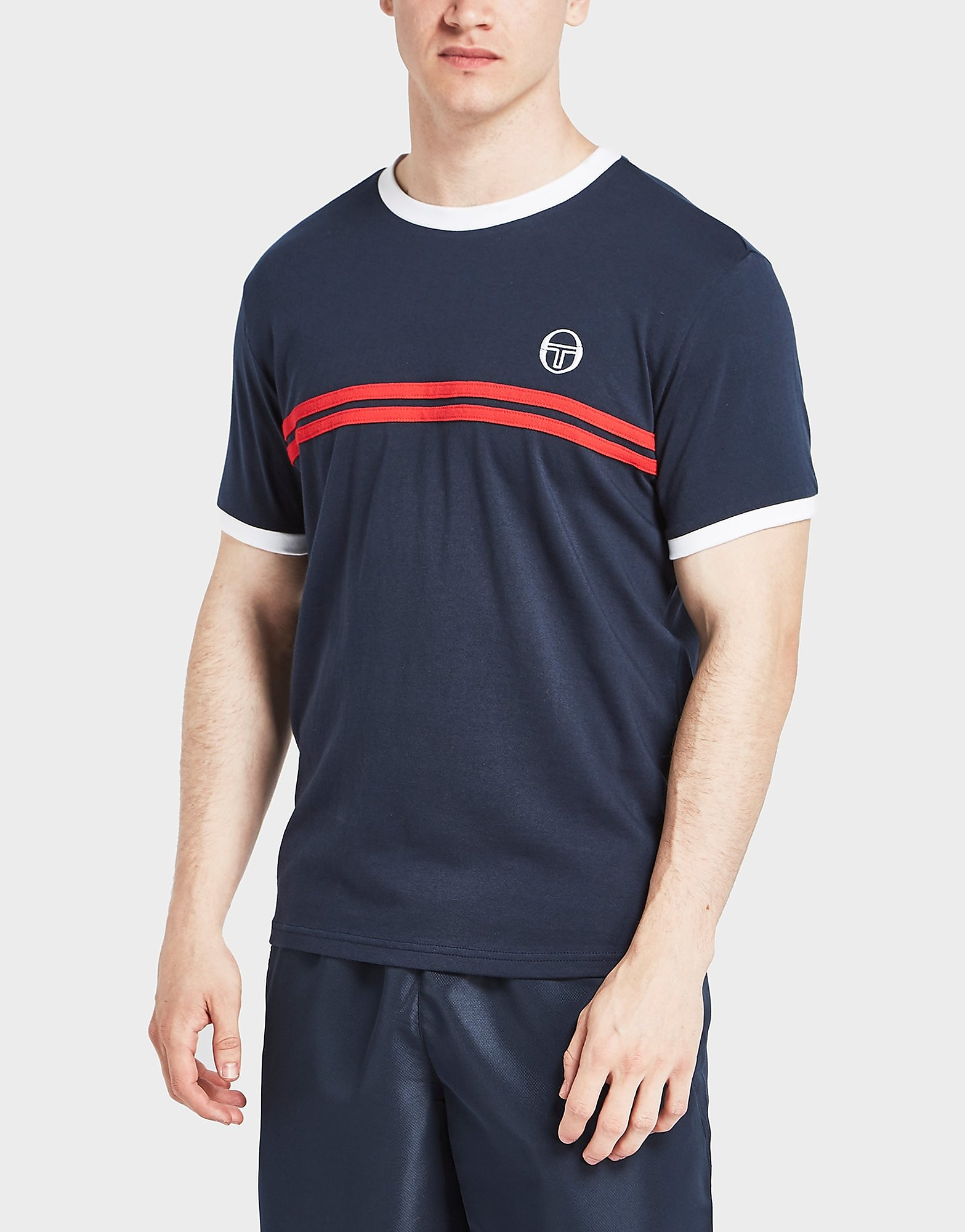 Sergio Tacchini Supermac 3 Short Sleeve T-Shirt