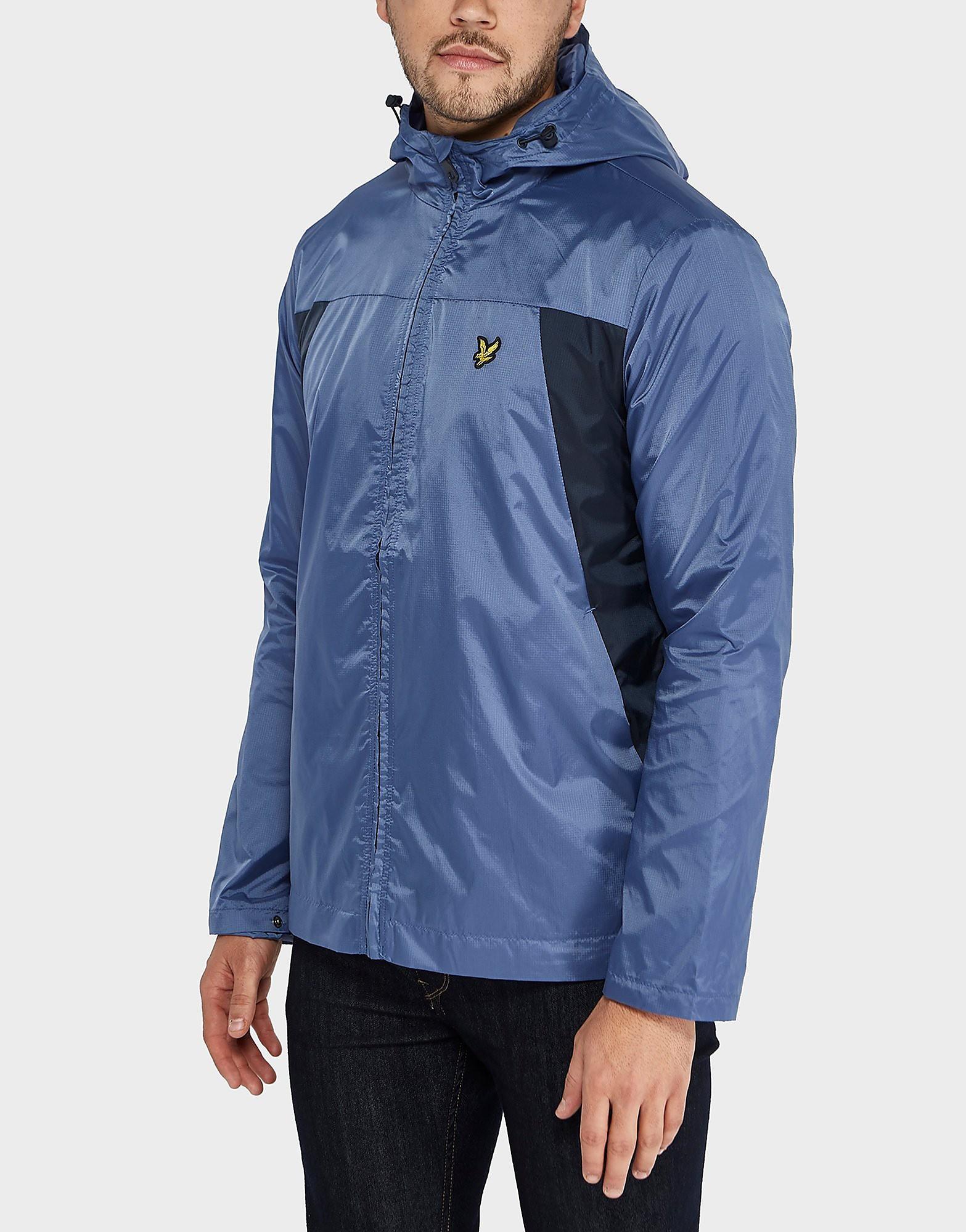Lyle & Scott Lightweight Hooded Panel Jacket