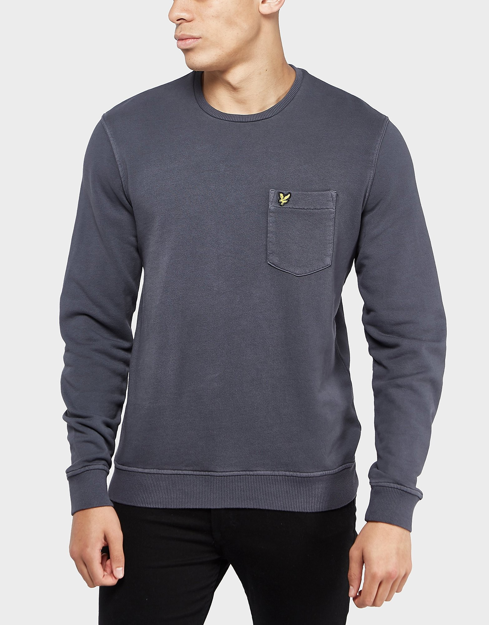 Lyle & Scott Pocket Crew Sweatshirt