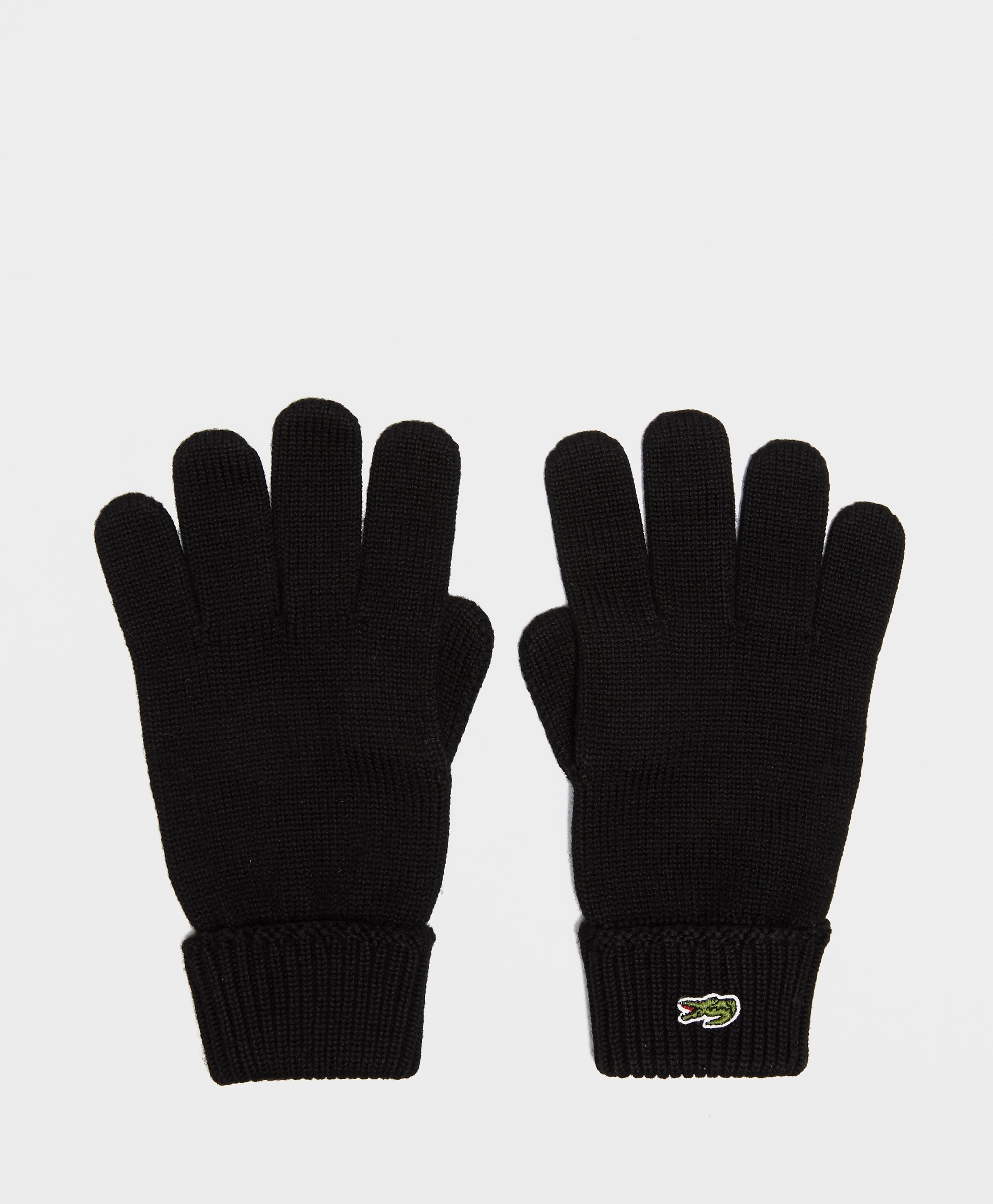 Lacoste Crocodile Ski Gloves