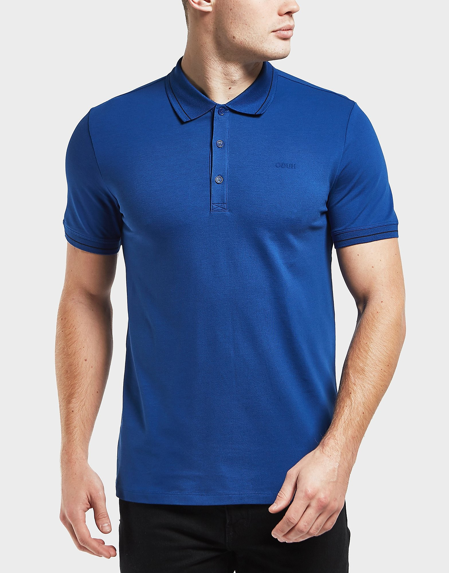 HUGO Daymont Short Sleeve Polo Shirt