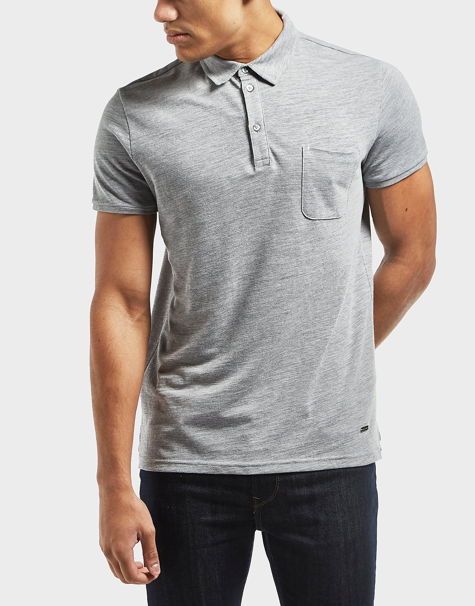 BOSS Orange Plainer Short Sleeve Polo Shirt