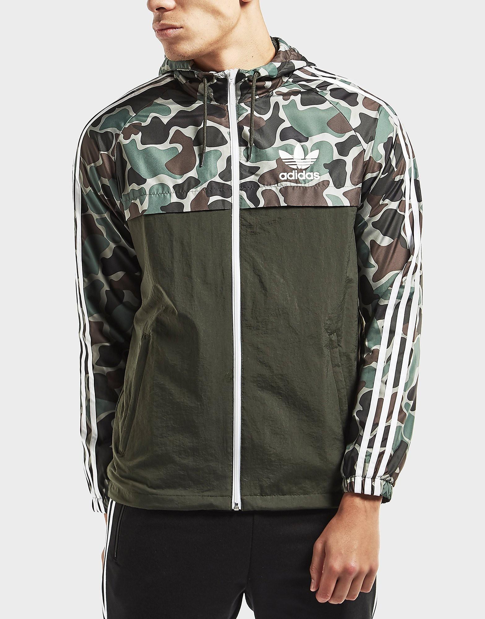 adidas Originals Windbreaker Lightweight Jacket