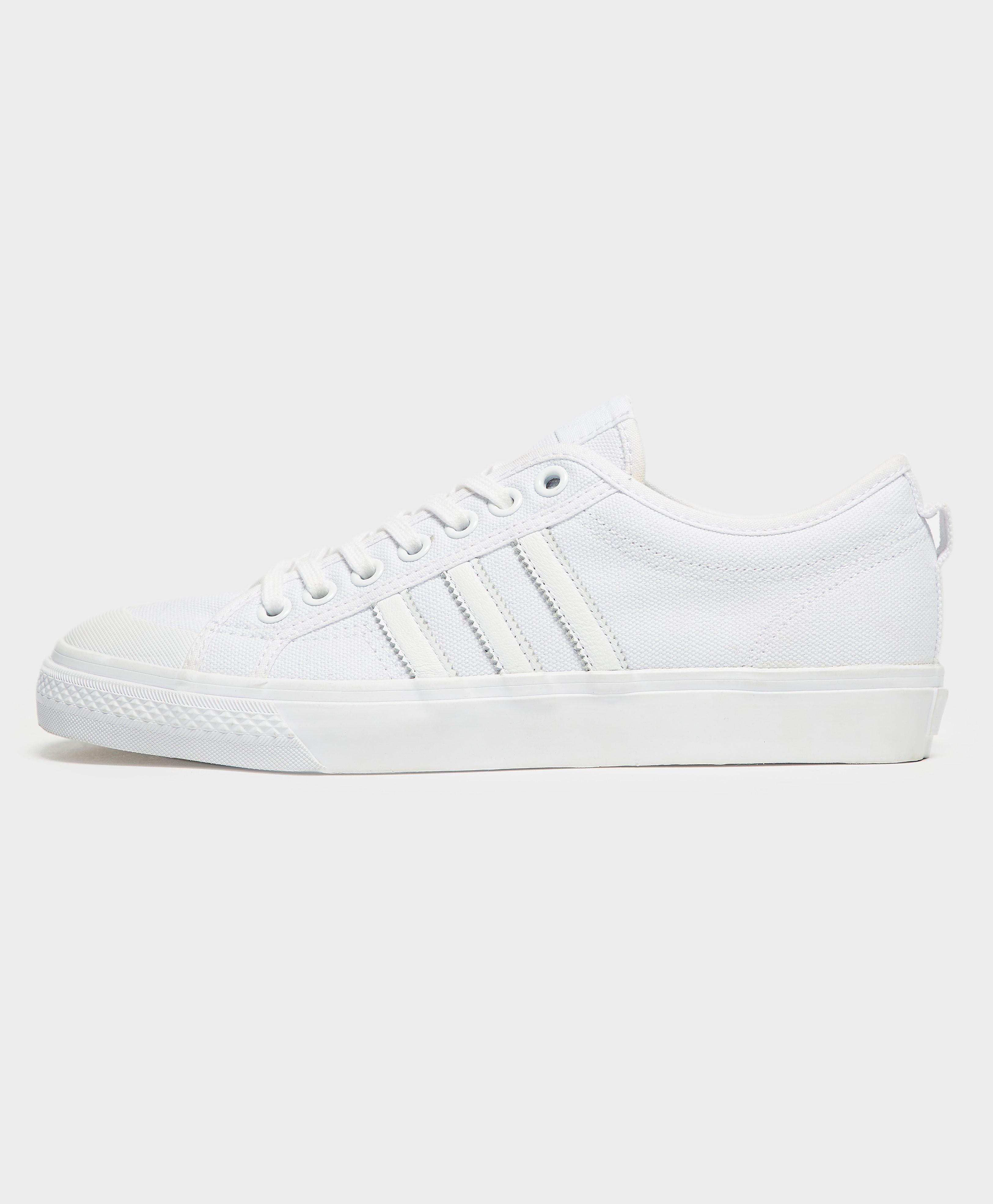 adidas Originals Nizza Lo - White a7d40f13c