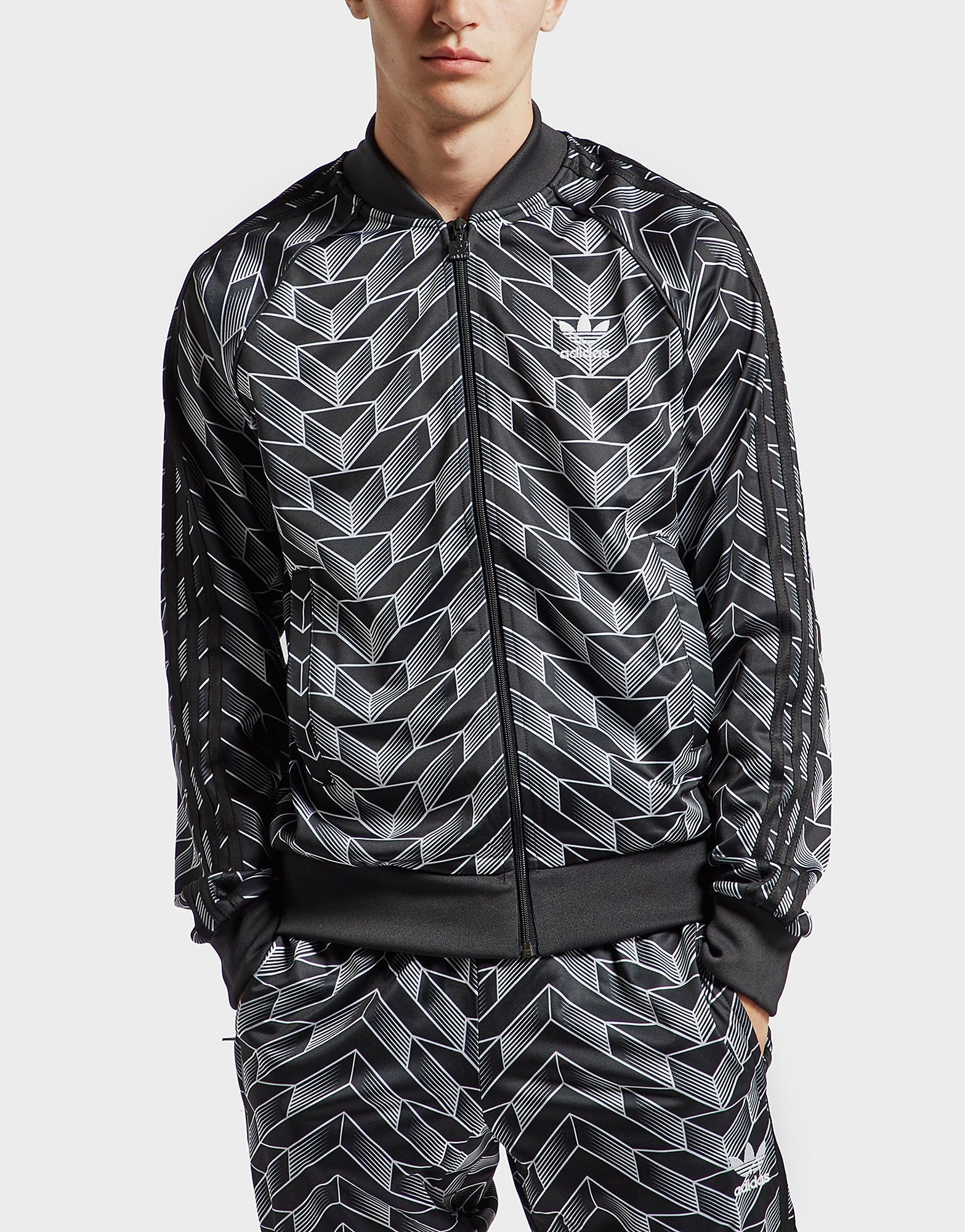 adidas Originals Soccer Track Top